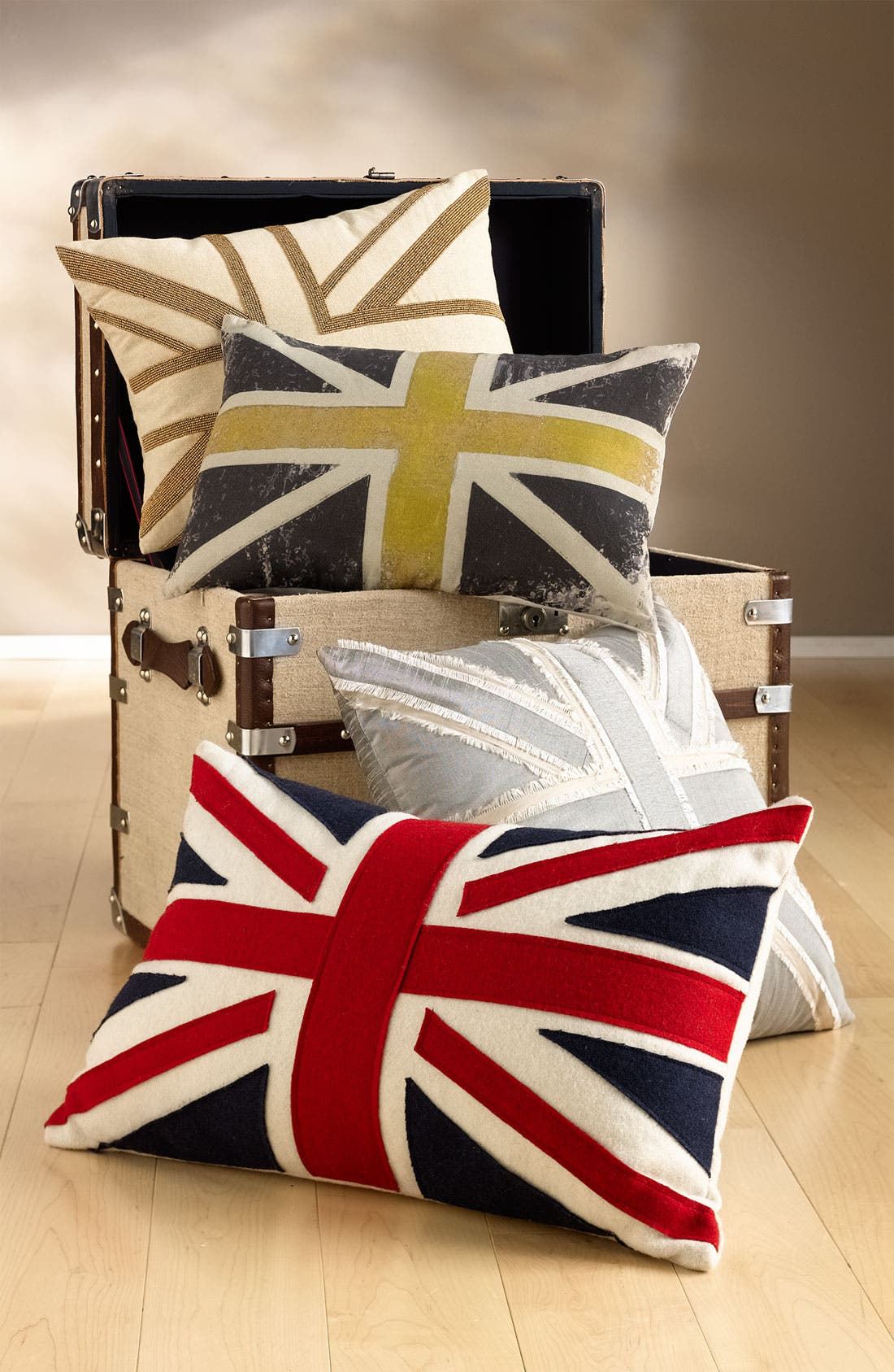 Alternate Image 2  - Nordstrom at Home 'Union Jack' Pillow Cover