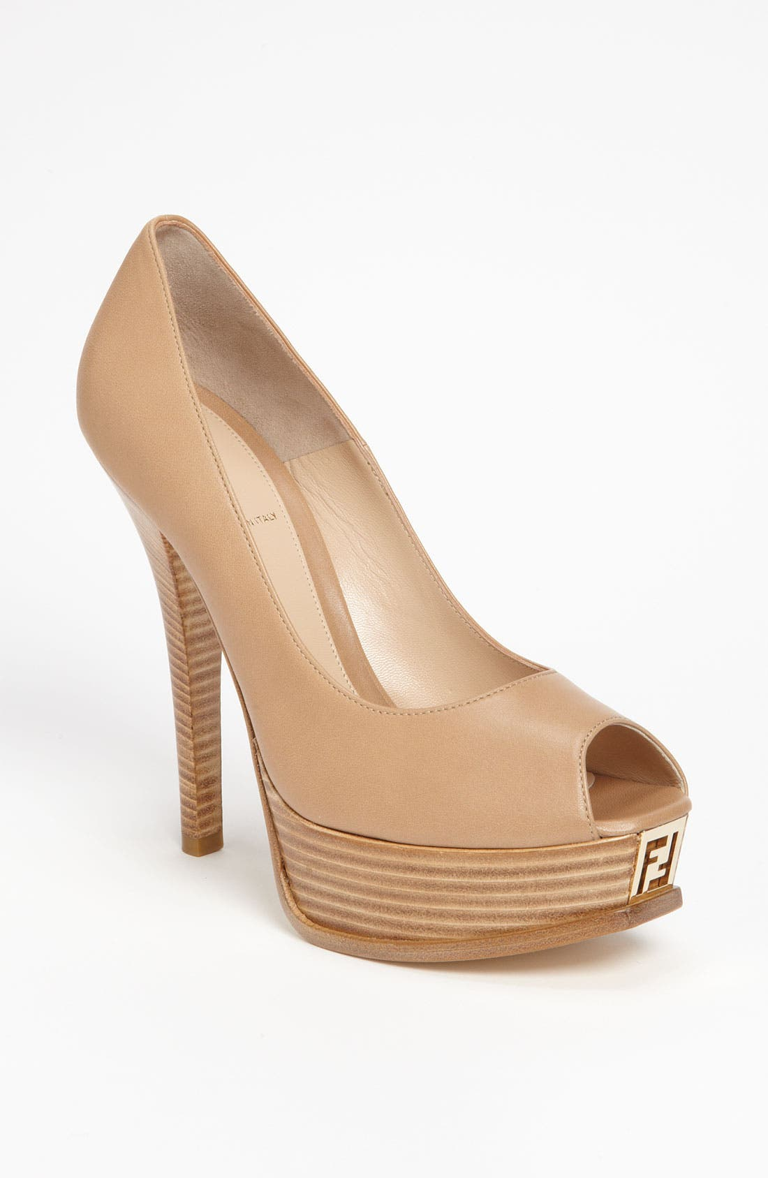 Main Image - Fendi 'Fendista' Pump