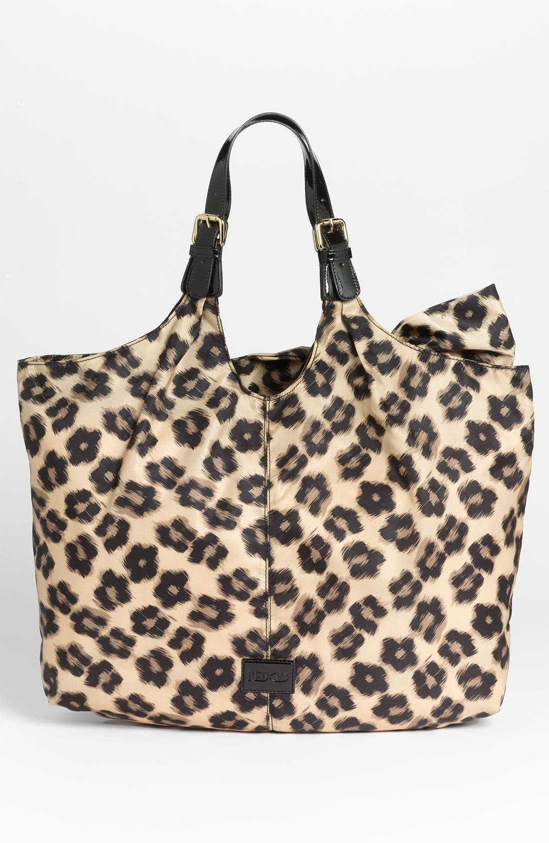 Alternate Image 4  - RED Valentino 'Leopard Flower' Tote