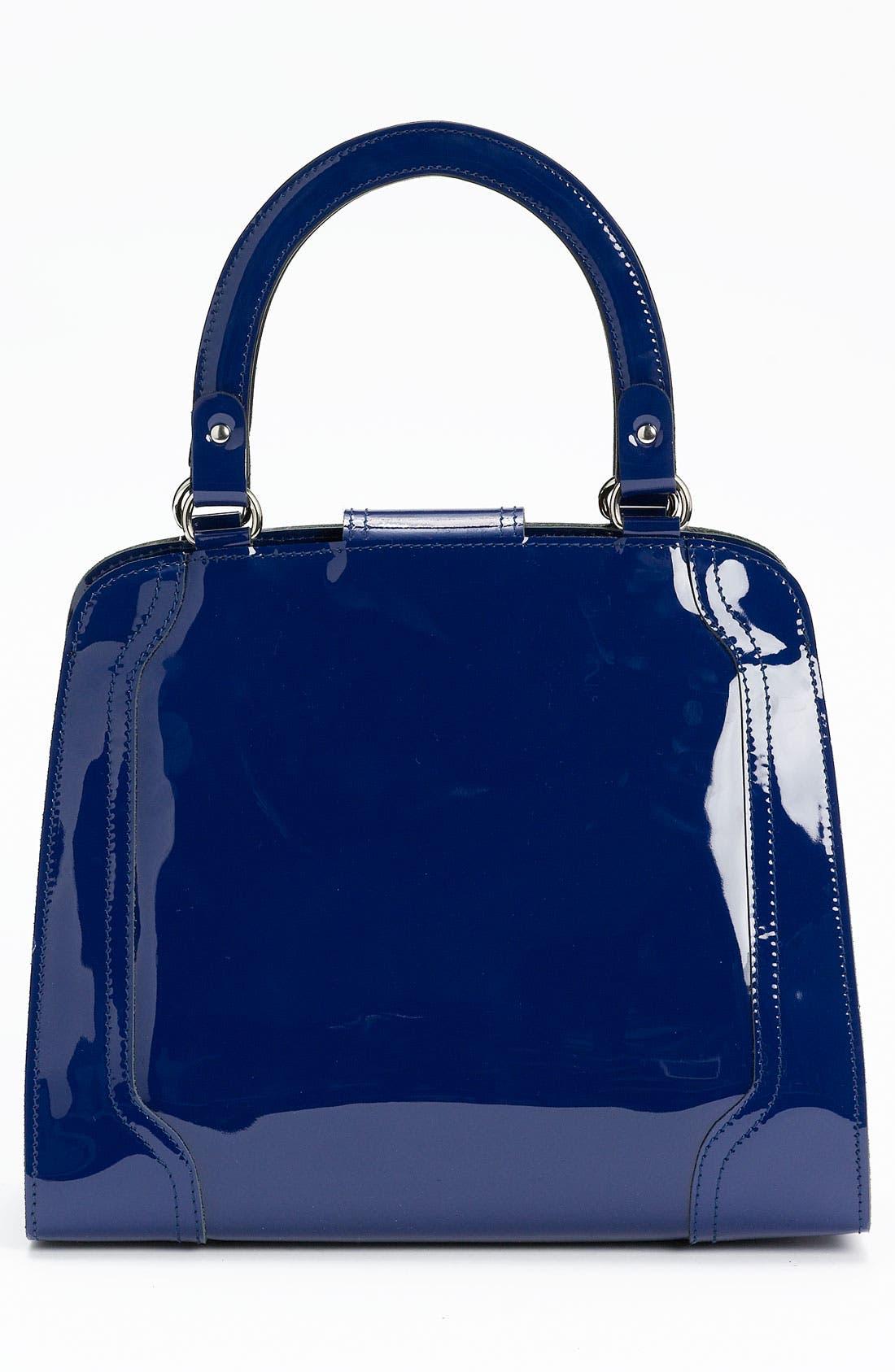 Alternate Image 4  - Marni 'Medium' Patent Leather Frame Bag