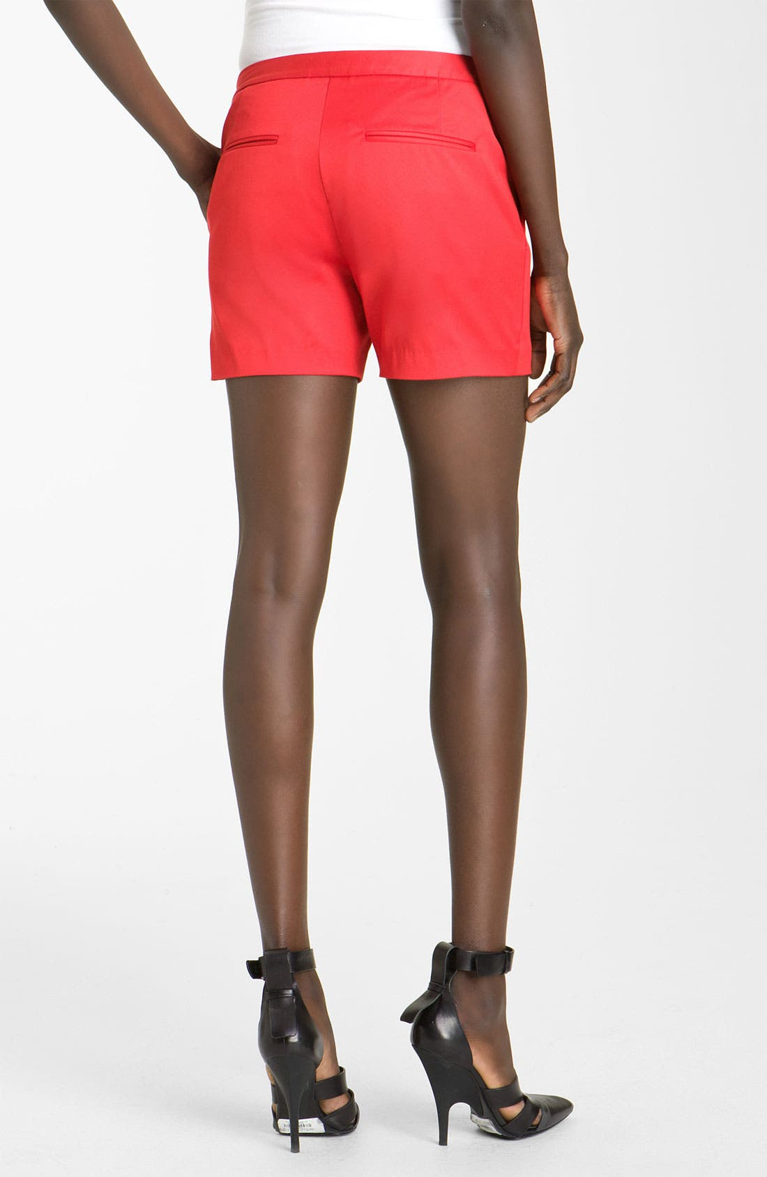 Alternate Image 3  - T by Alexander Wang Twill Shorts