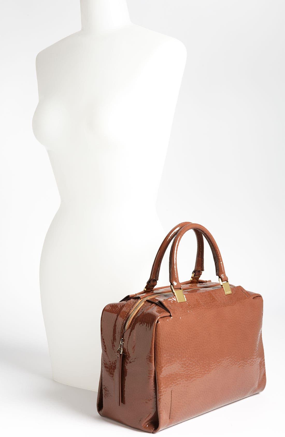Alternate Image 2  - Lanvin 'Moon River' Patent Leather Satchel