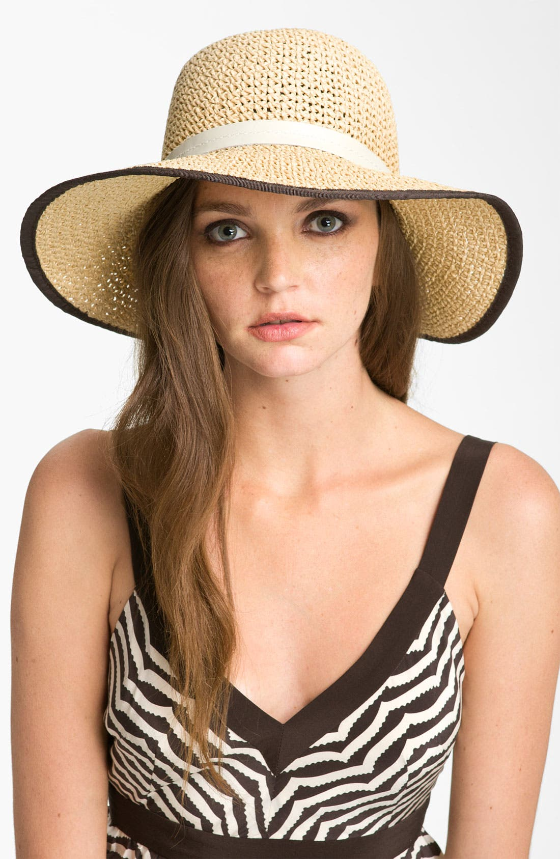 Main Image - Hat Attack 'Toyo' Crochet Hat