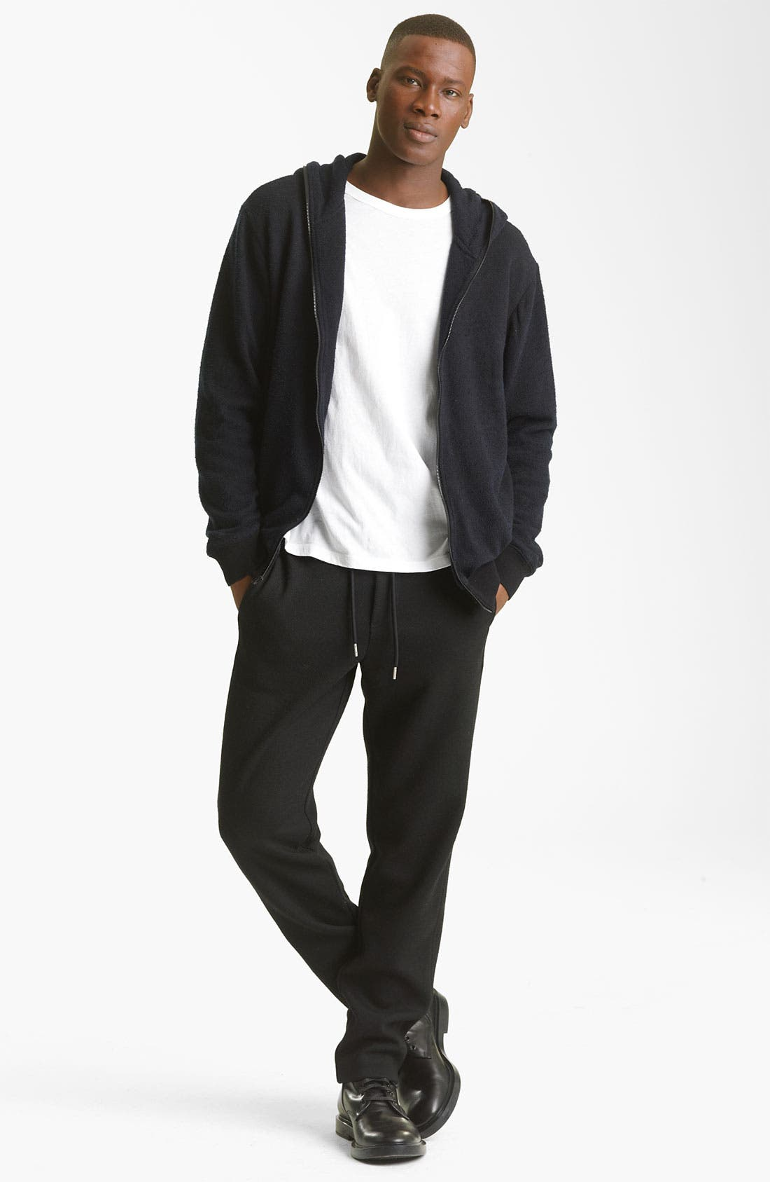 Alternate Image 4  - T by Alexander Wang Track Pants