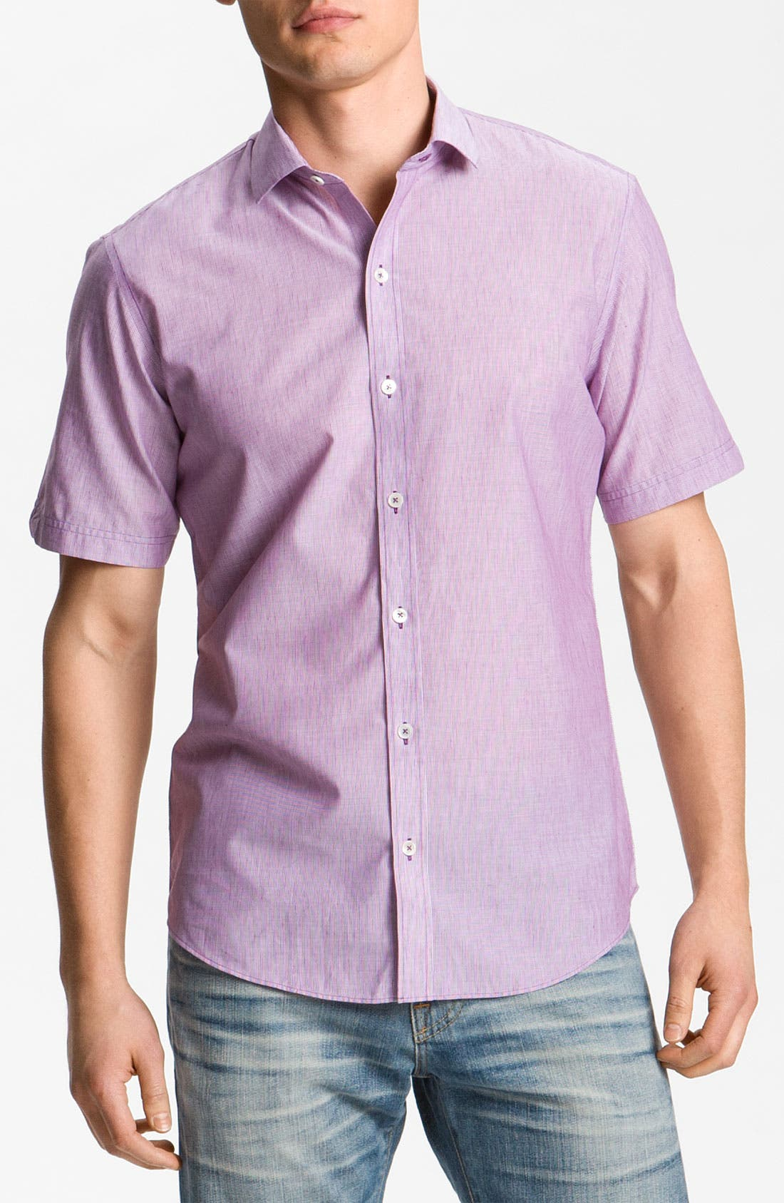 Alternate Image 1 Selected - Zachary Prell 'Jeremy' Sport Shirt