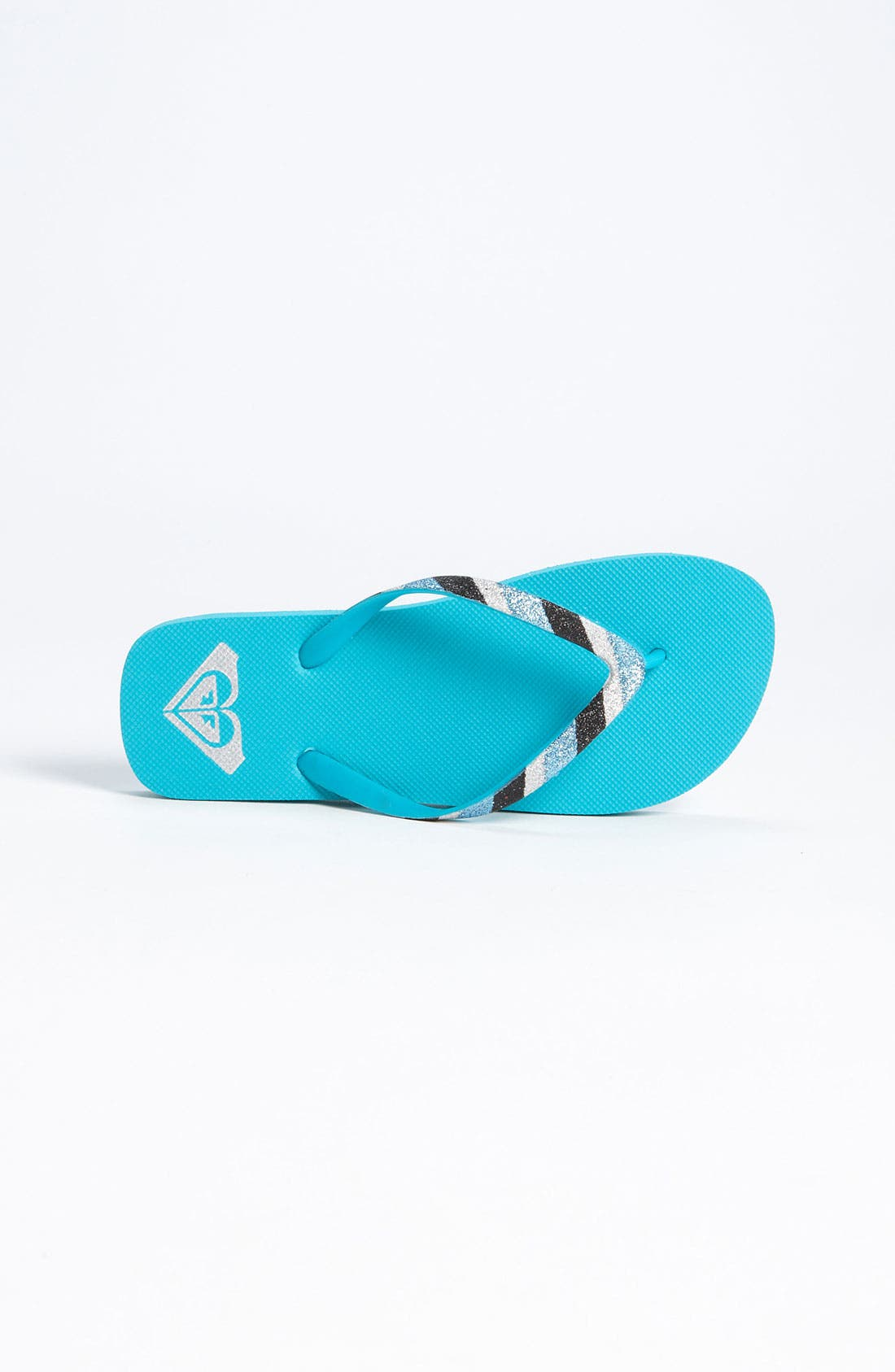 Alternate Image 3  - Roxy Glitter Flip Flop (Toddler, Little Kid & Big Kid)