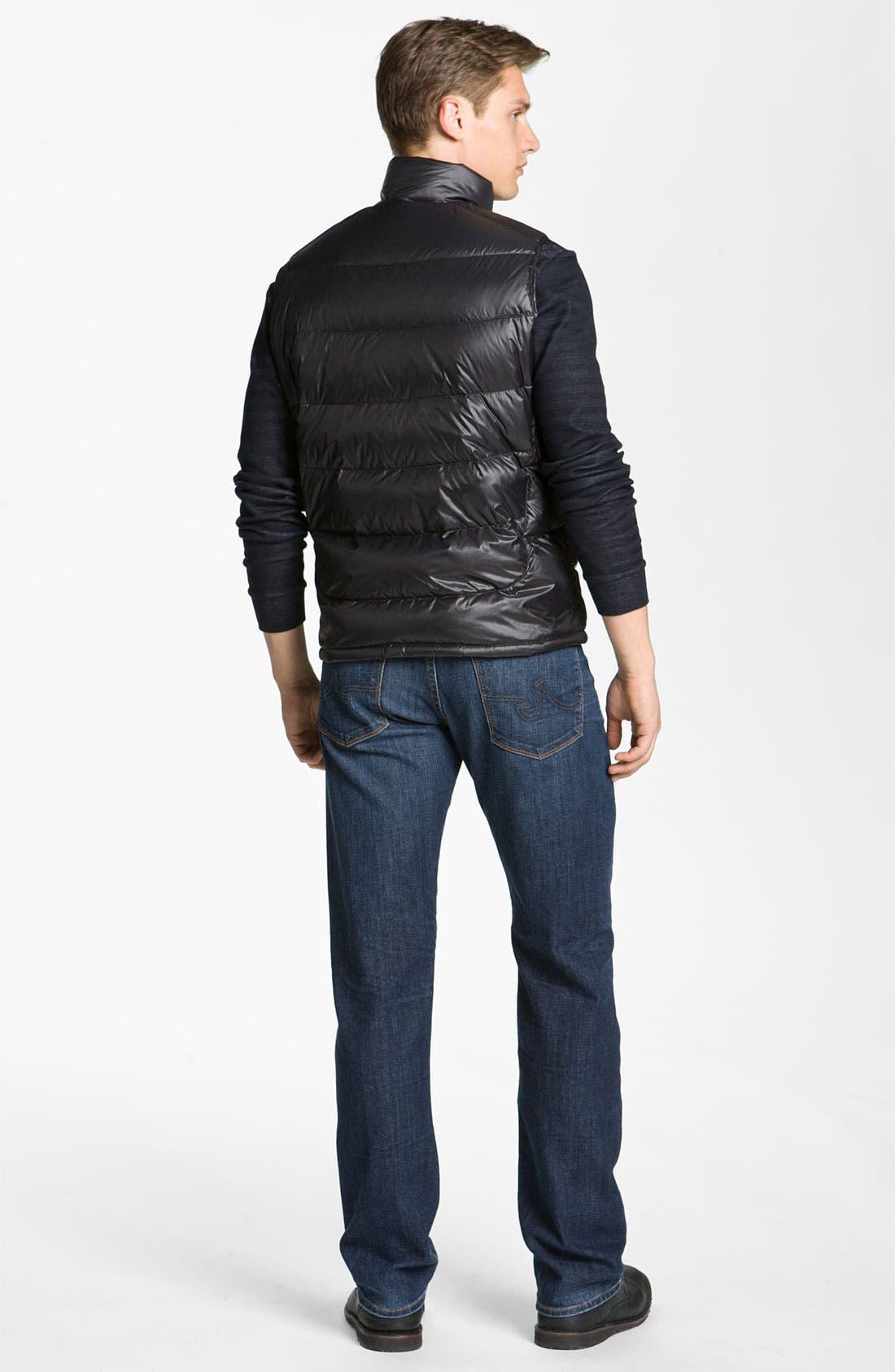Alternate Image 6  - AG Jeans 'Geffen' Easy Slim Straight Leg Jeans (Seven Year)