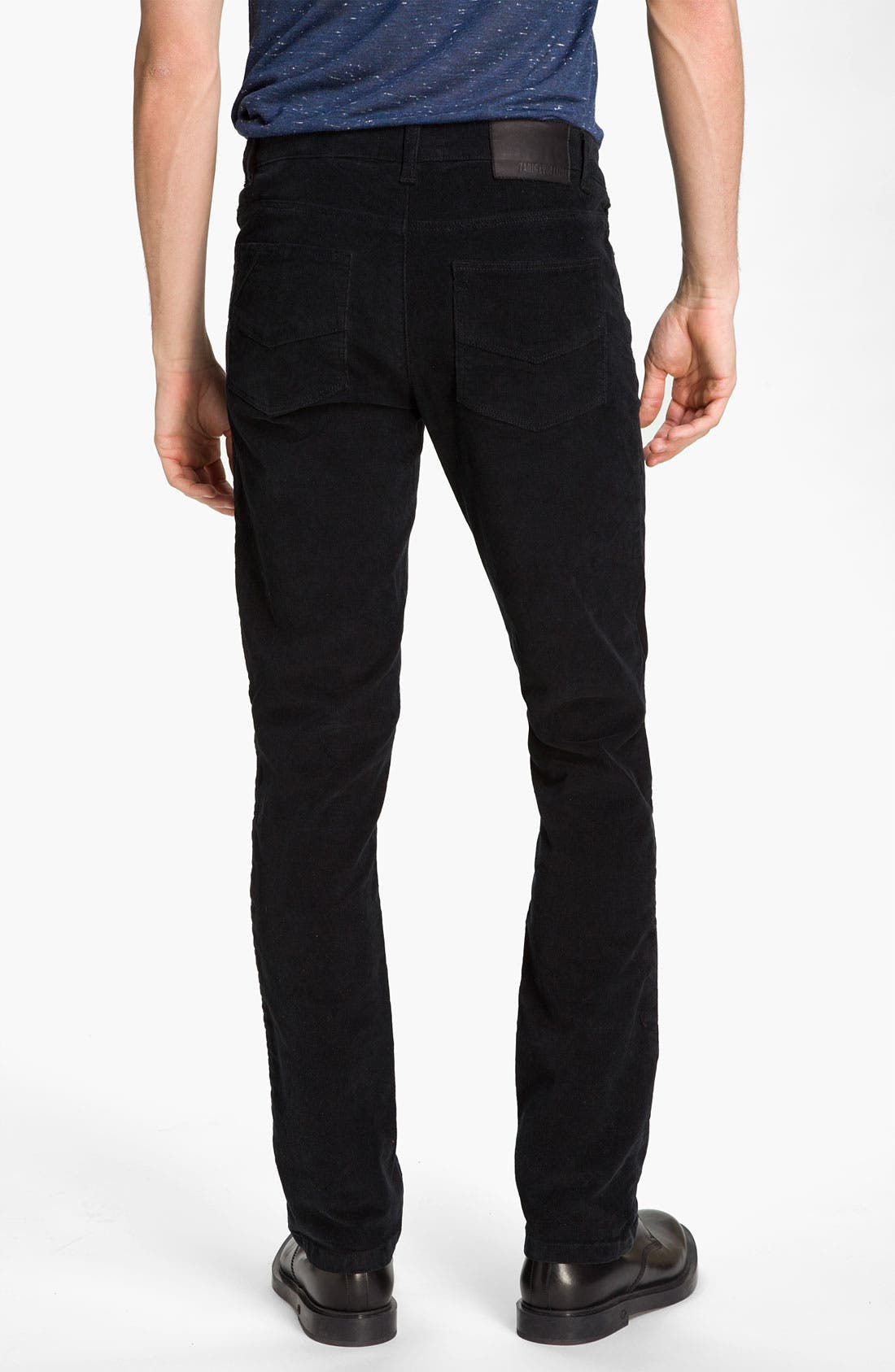 Alternate Image 2  - Zadig & Voltaire Slim Corduroy Pants