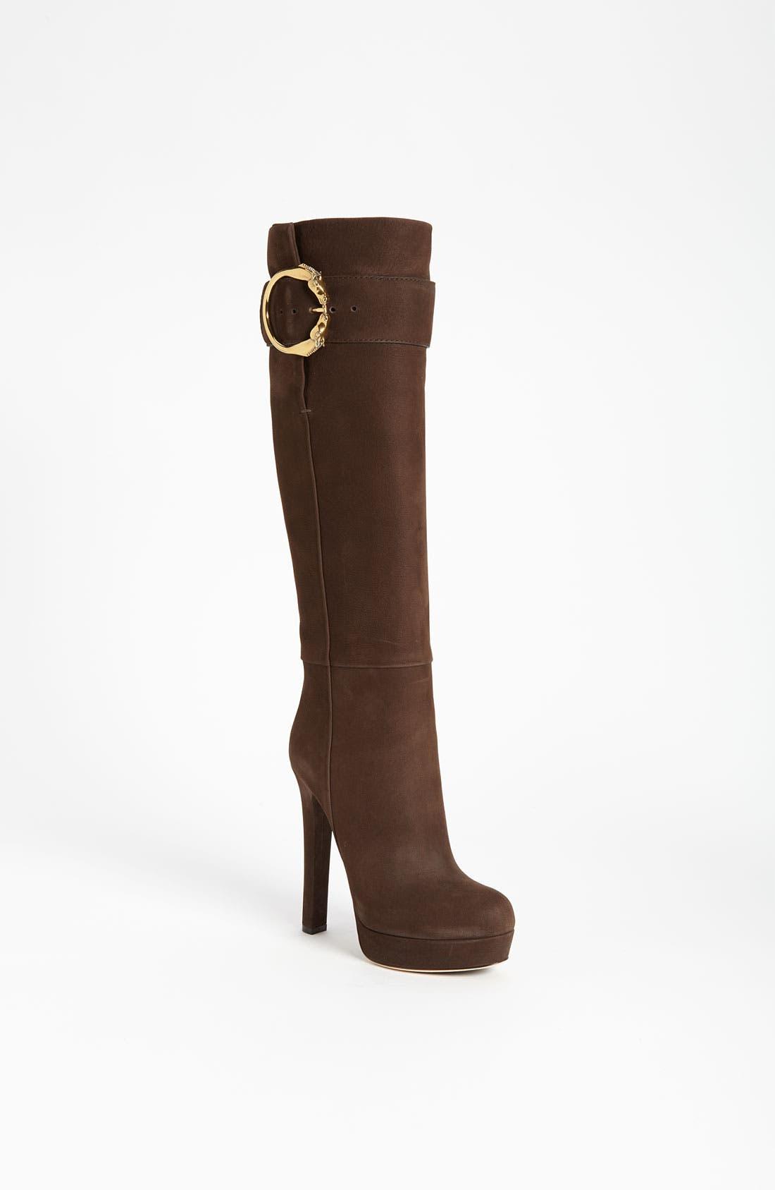 Main Image - Gucci 'Josephine' Tall Boot