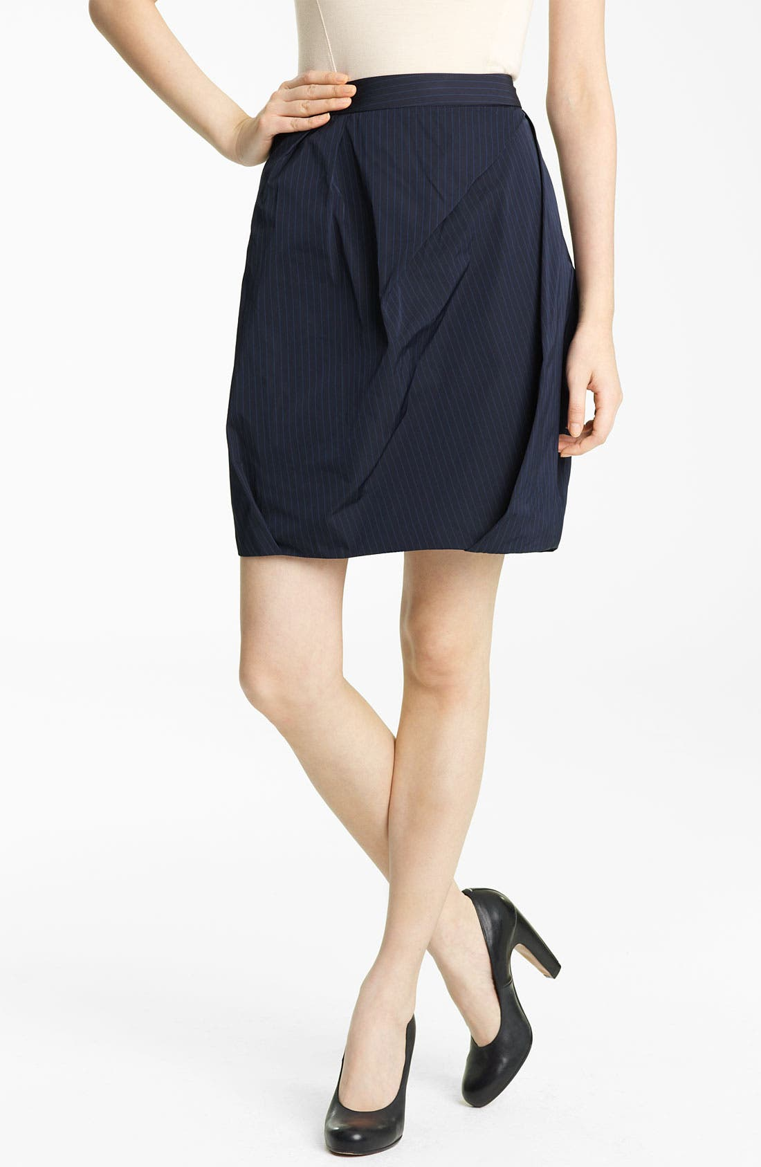 Alternate Image 1 Selected - Lida Baday Pinstripe Radzimir Skirt