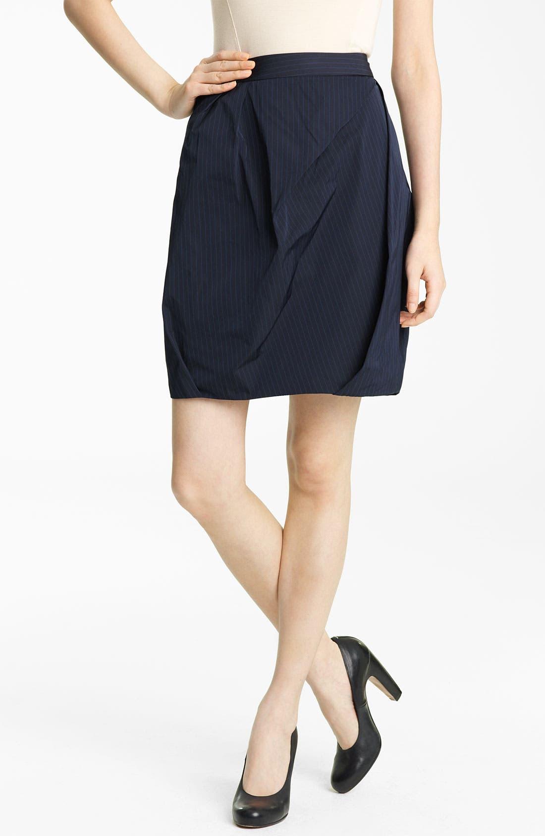 Main Image - Lida Baday Pinstripe Radzimir Skirt