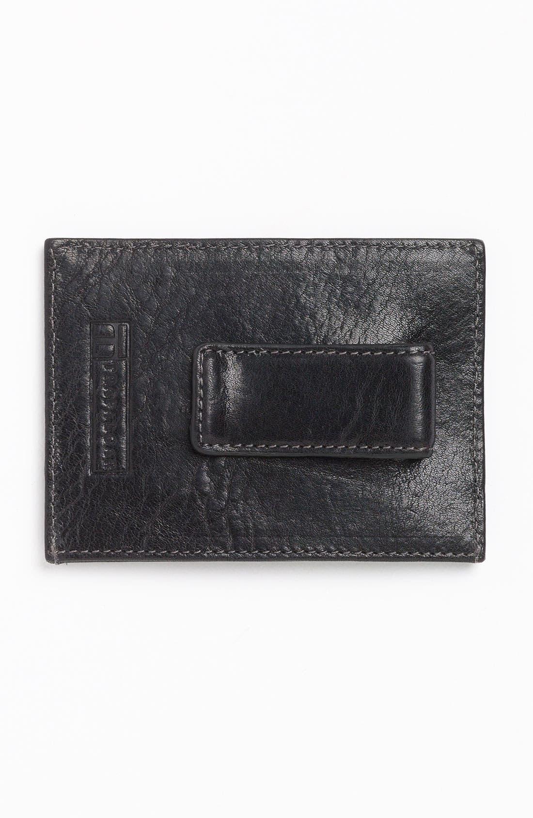 Main Image - Trafalgar 'Chesapeake' Money Clip Wallet