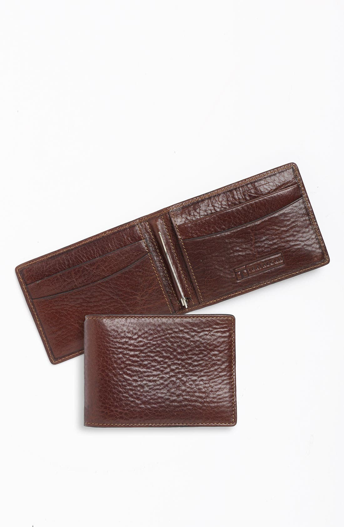 Alternate Image 1 Selected - Trafalgar 'Chesapeake' Bifold Wallet