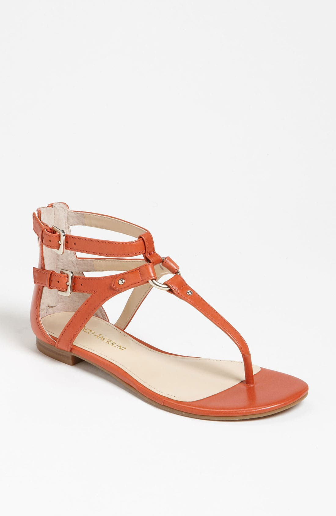 Alternate Image 1 Selected - Enzo Angiolini 'Teddy' Sandal (Special Purchase)