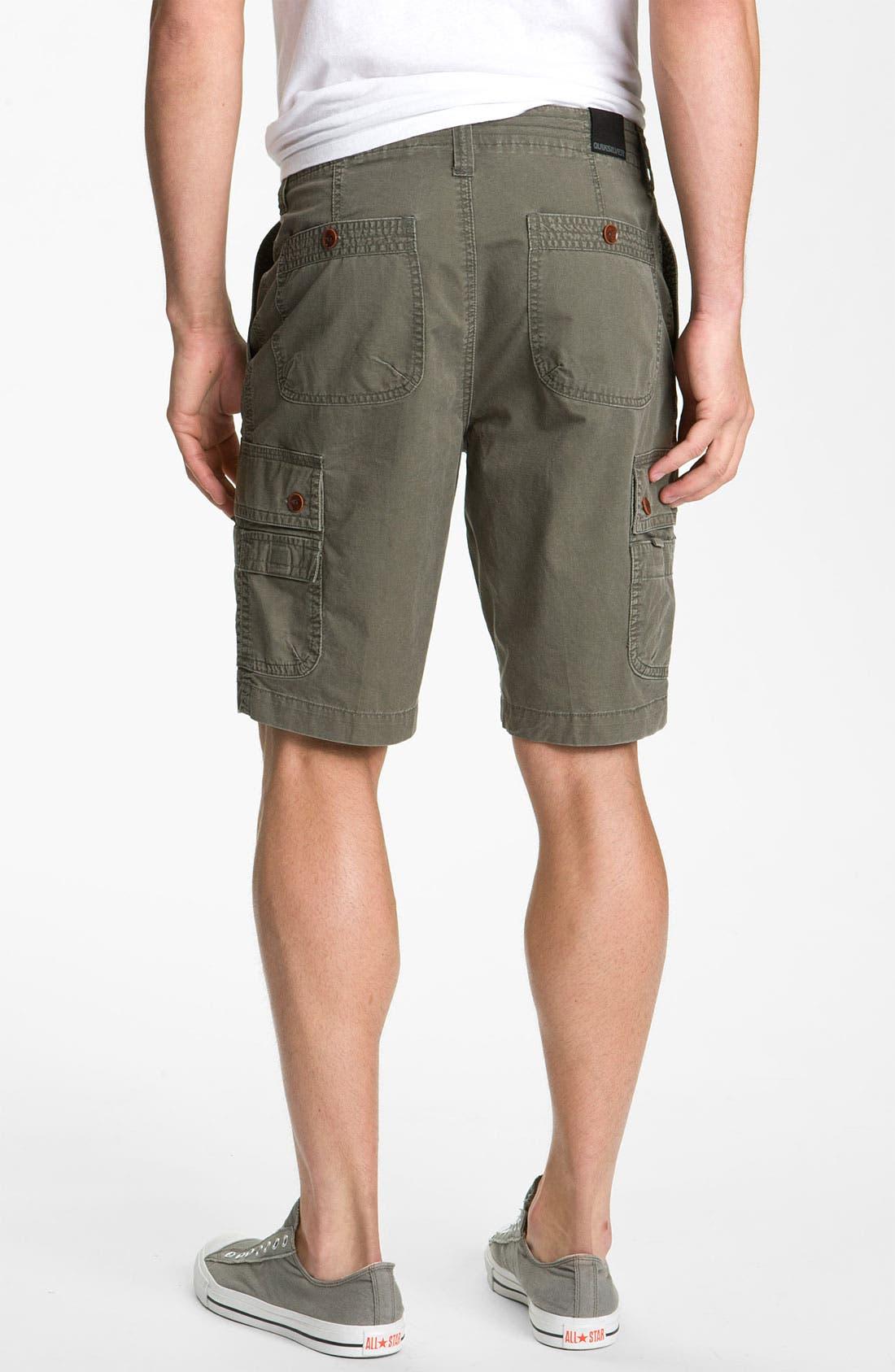 Alternate Image 2  - Quiksilver 'Passport' Cargo Shorts