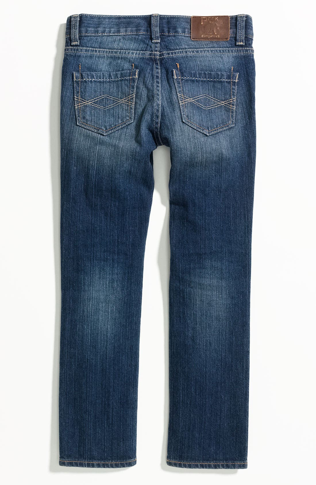Alternate Image 1 Selected - Peek 'Audrey' Jeans (Toddler, Little Girls & Big Girls)