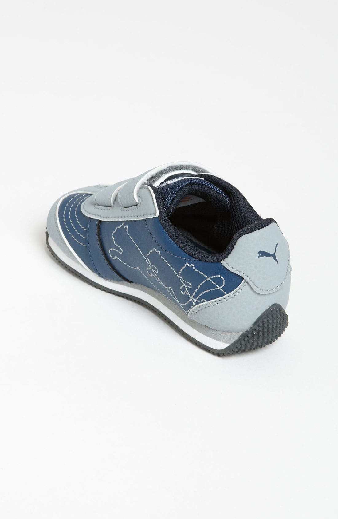 Alternate Image 2  - PUMA 'Speeder Illuminescent' Sneaker (Baby, Walker & Toddler)