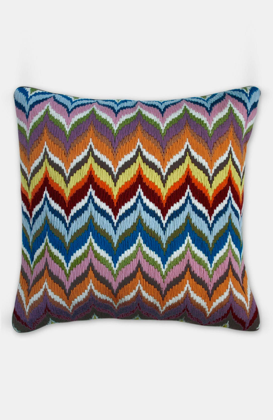 Alternate Image 1 Selected - Jonathan Adler 'Flame Bargello' Pillow