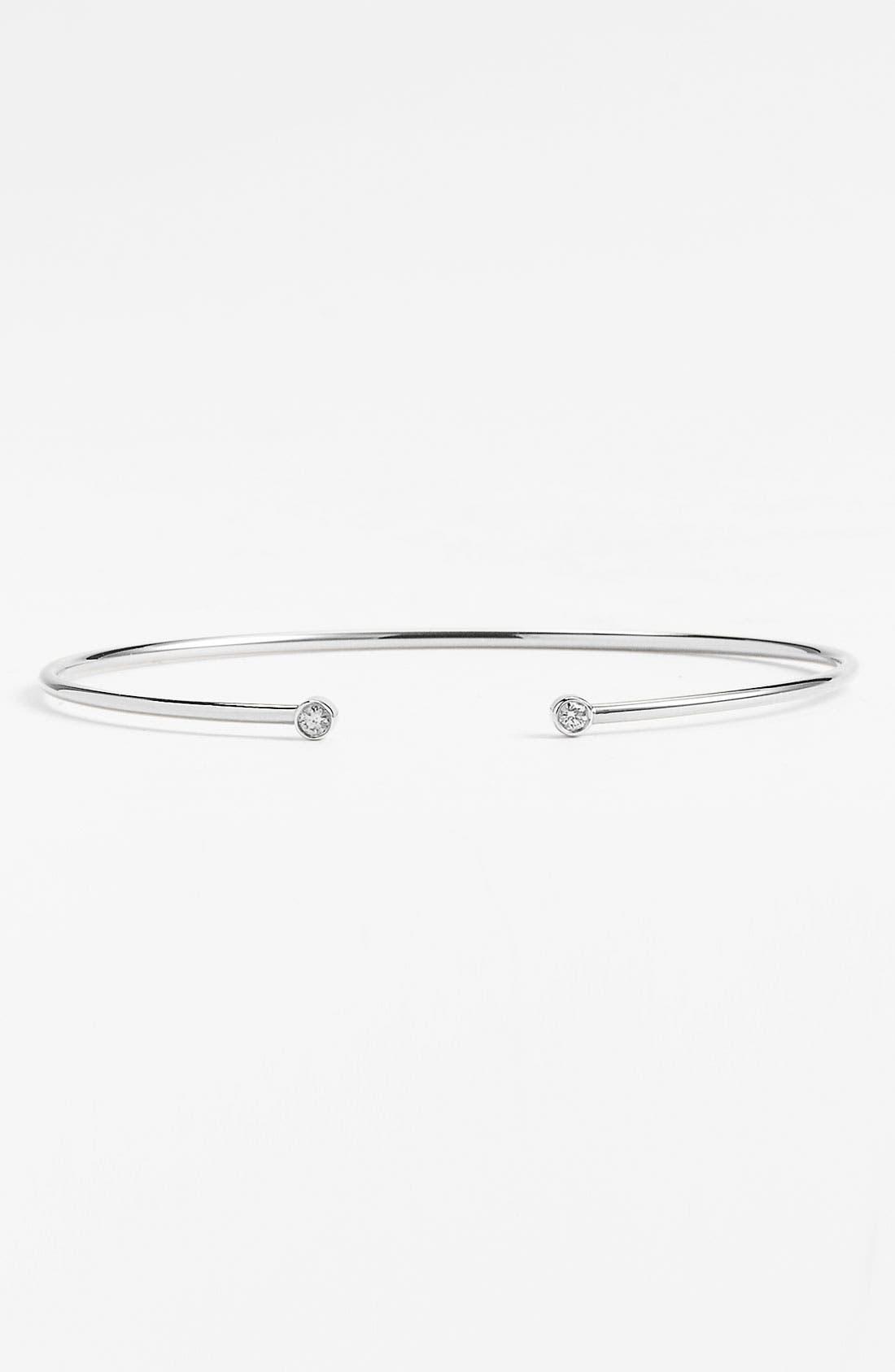Alternate Image 1 Selected - Lana Jewelry 'Echo' Diamond Cap Bracelet