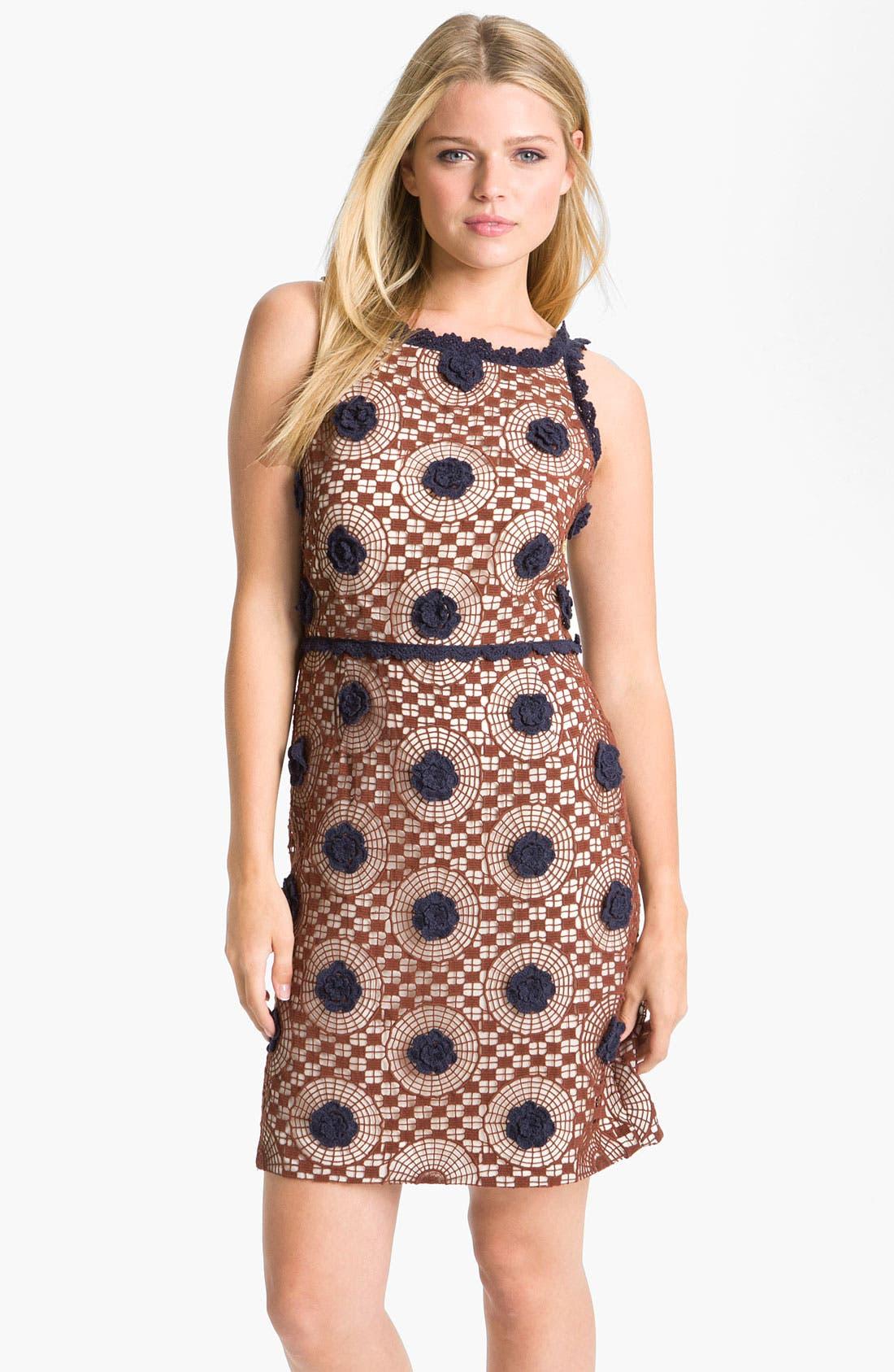 Main Image - Tory Burch 'Sally' Sleeveless Sheath Dress