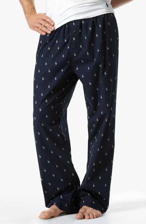 Polo Ralph Lauren Print Lounge Pants (Big)
