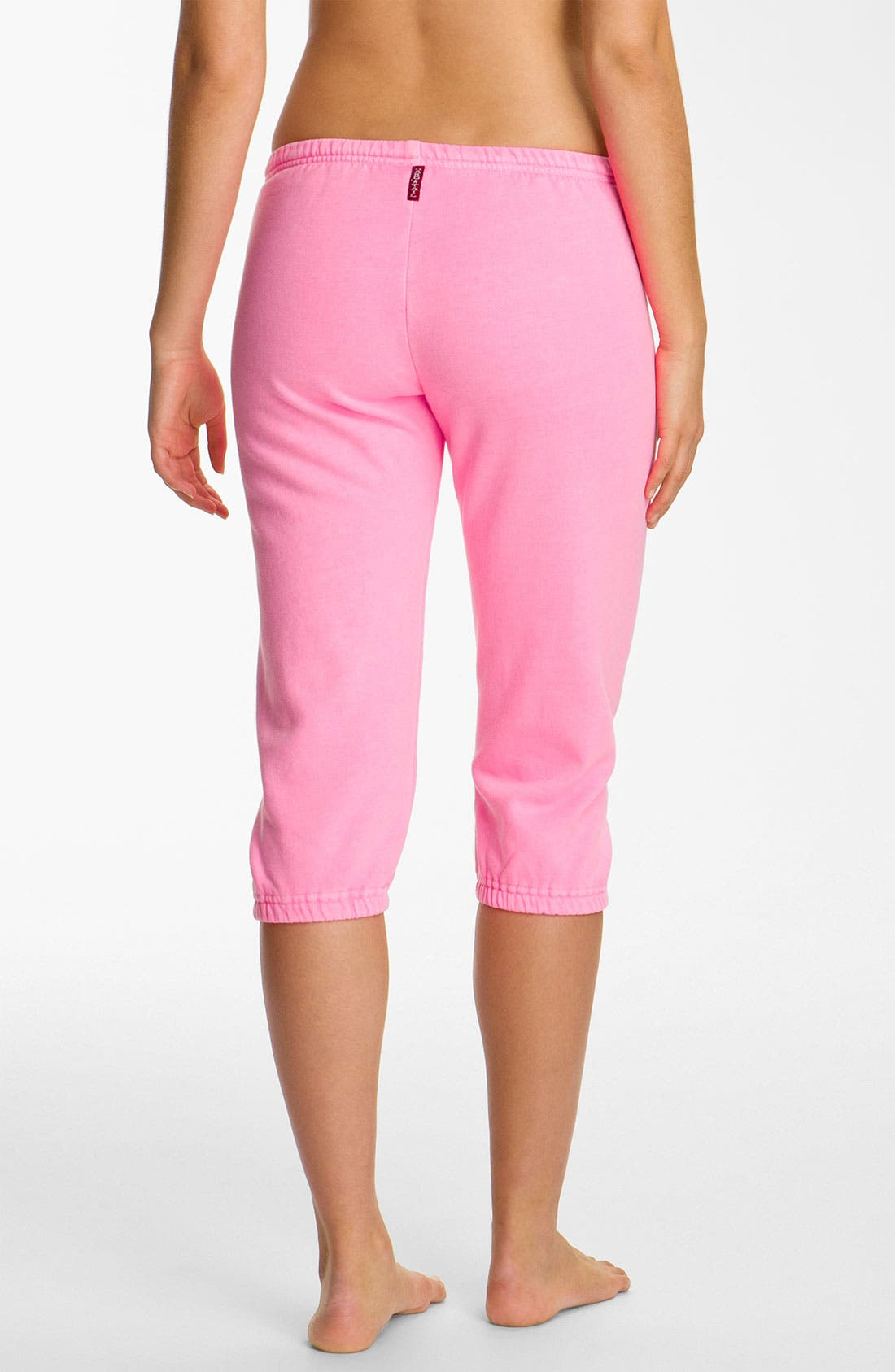 Alternate Image 2  - Hard Tail Relaxed Capris