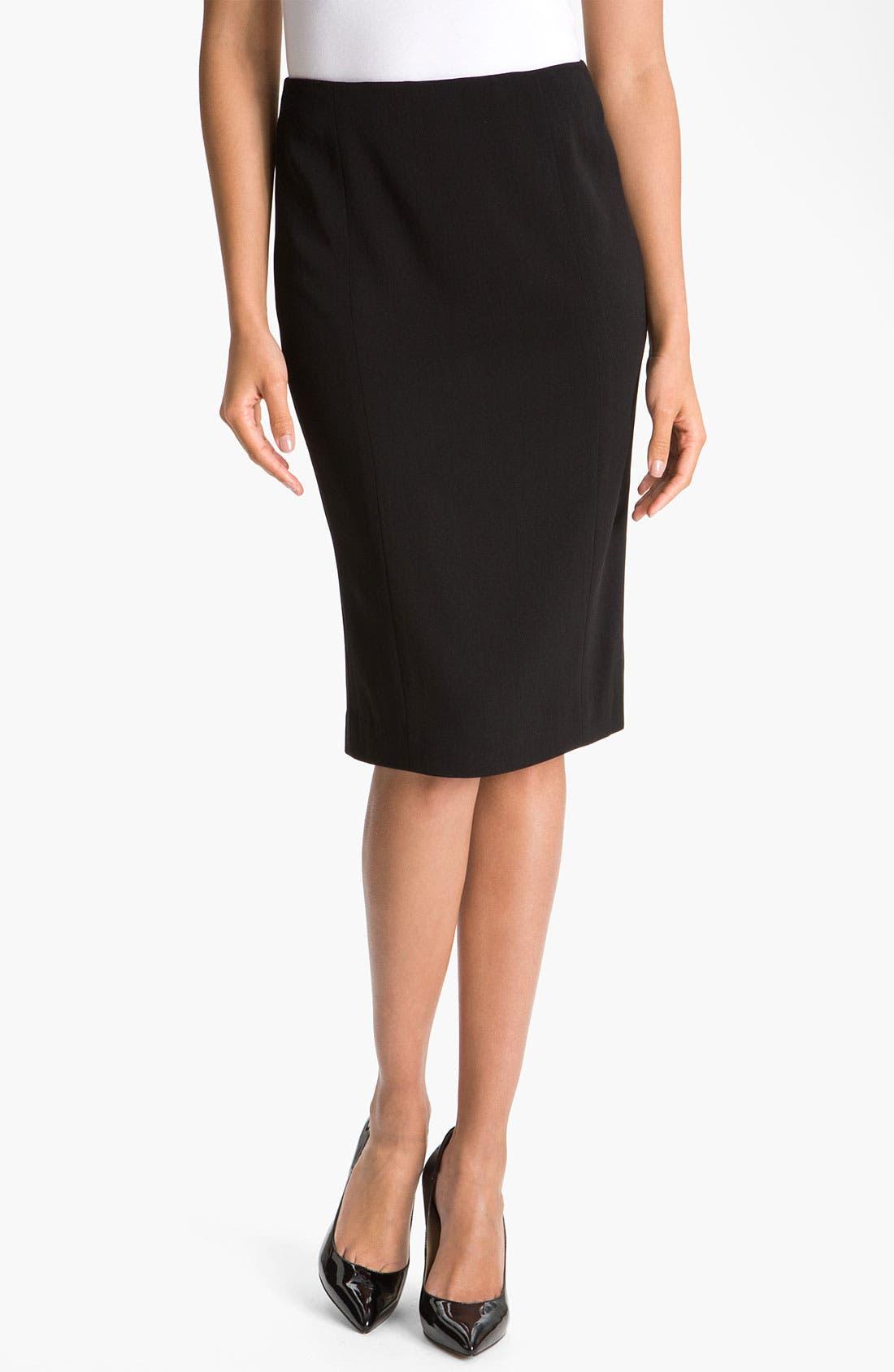 Alternate Image 1 Selected - Theory 'Rita - Tailor' Pencil Skirt