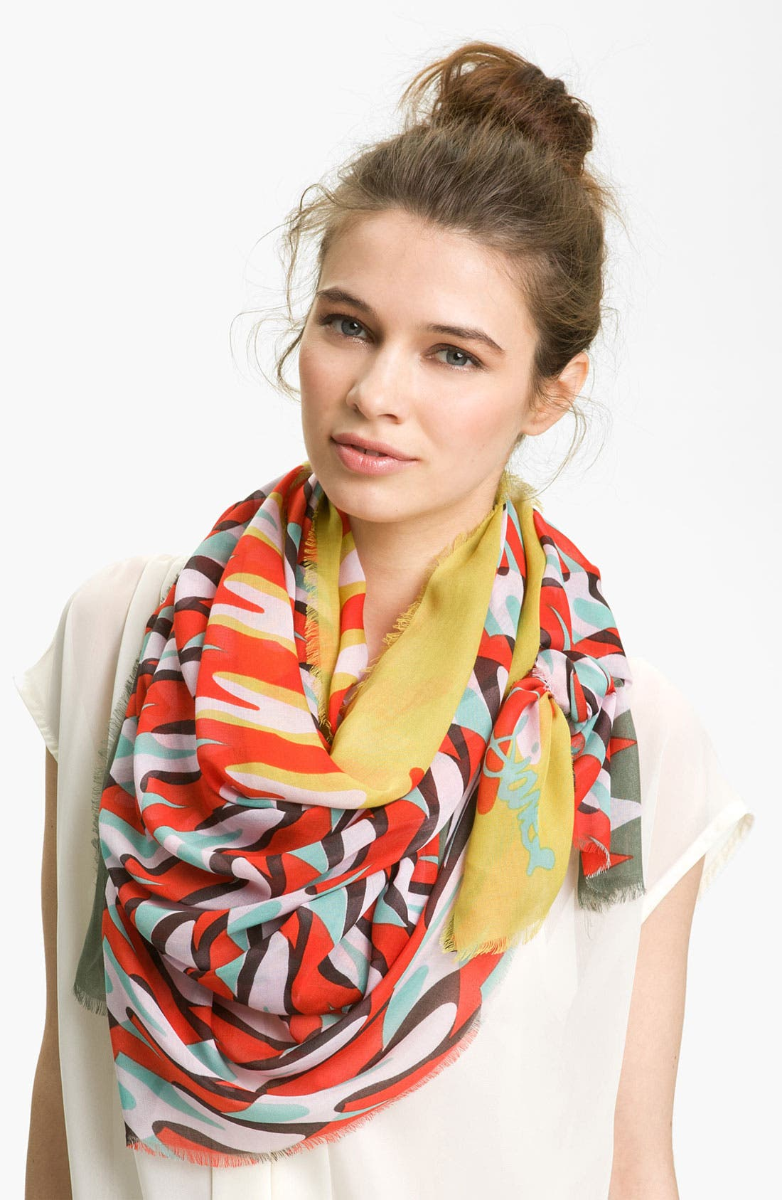 Alternate Image 1 Selected - Diane von Furstenberg 'Campbell' Scarf