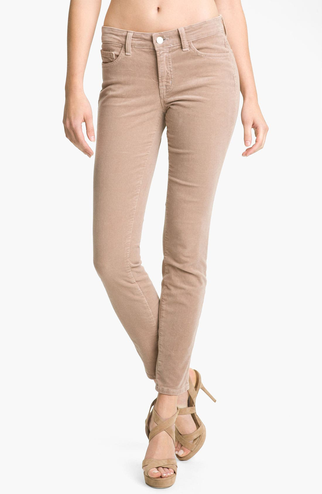 Alternate Image 1 Selected - J Brand Skinny Stretch Corduroy Pants