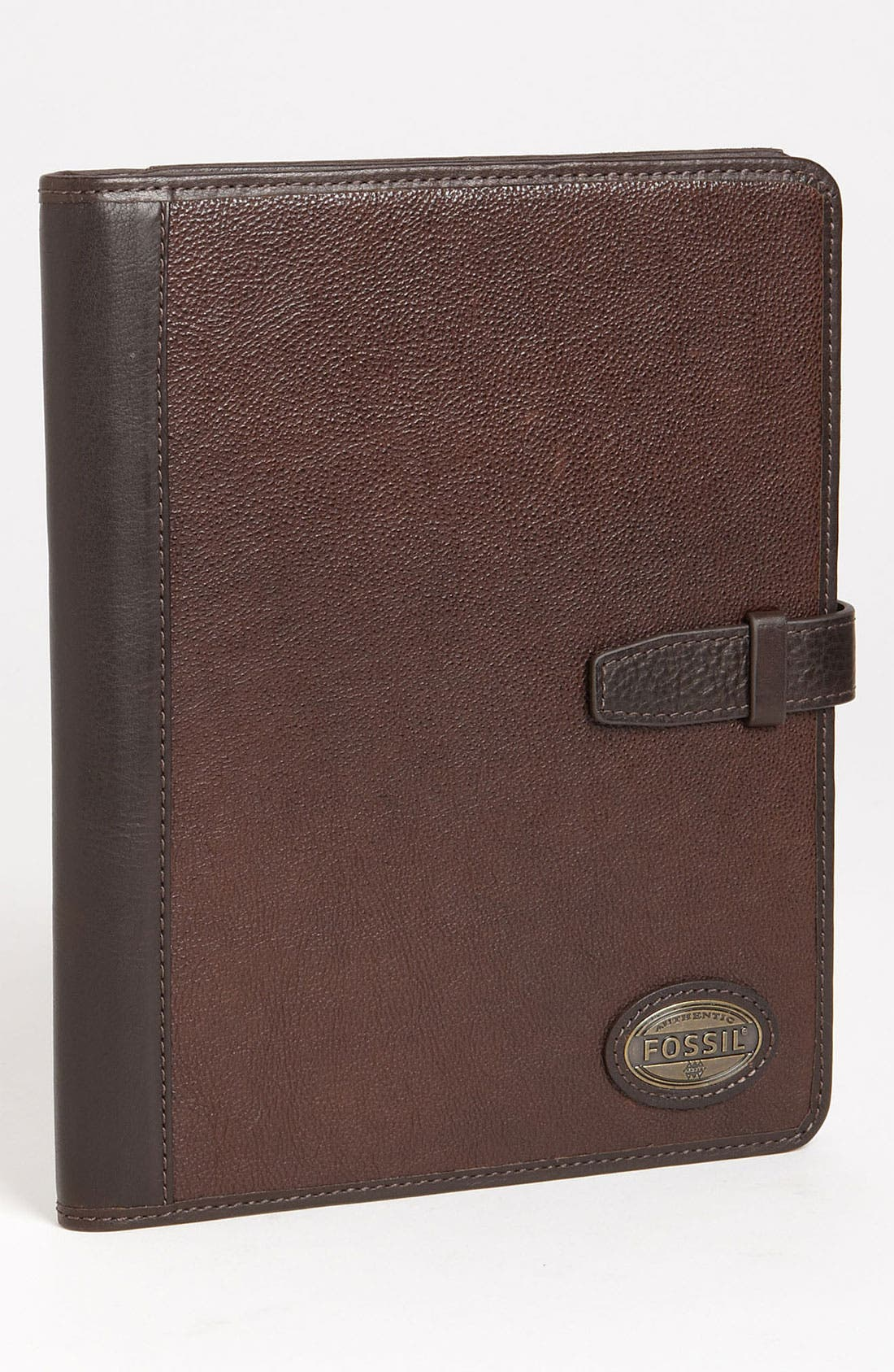 Alternate Image 1 Selected - Fossil 'Estate' Leather Tablet Case