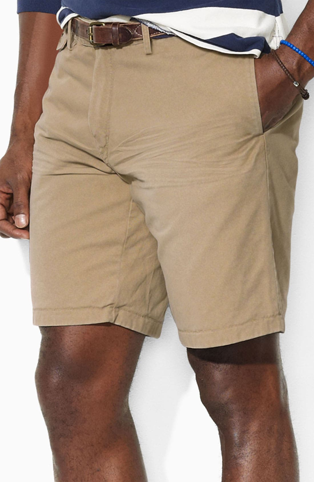 Alternate Image 2  - Polo Ralph Lauren 'Country Club' Reversible Shorts