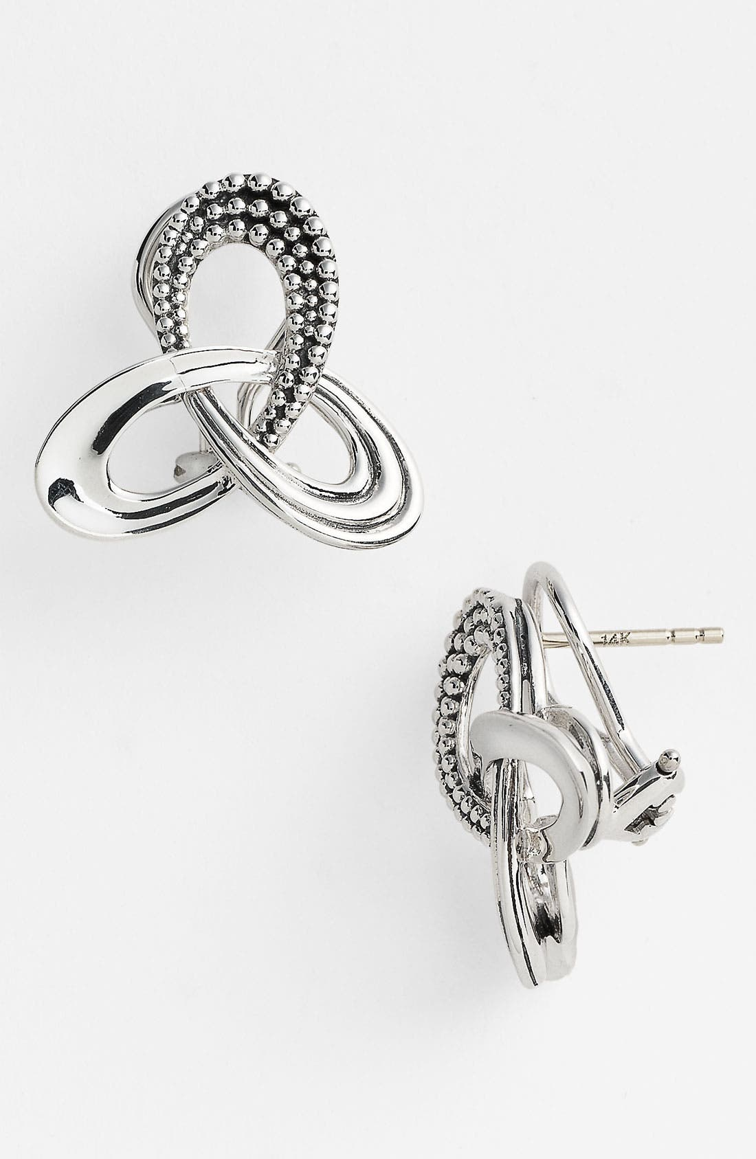 Alternate Image 1 Selected - LAGOS 'Pirouette' Stud Earrings