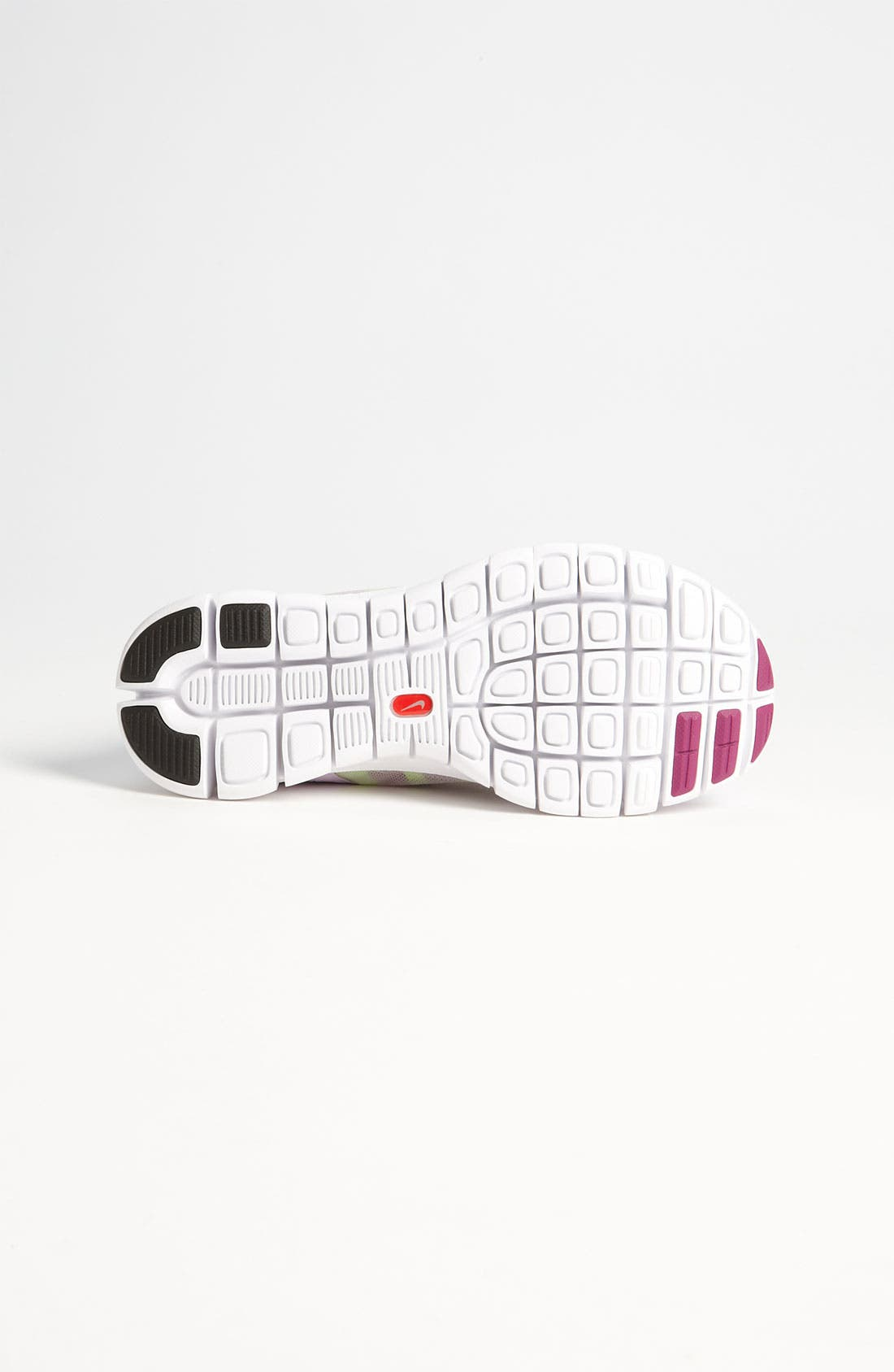 Alternate Image 4  - Nike 'Free Run 3.0' Running Shoe (Big Kid)