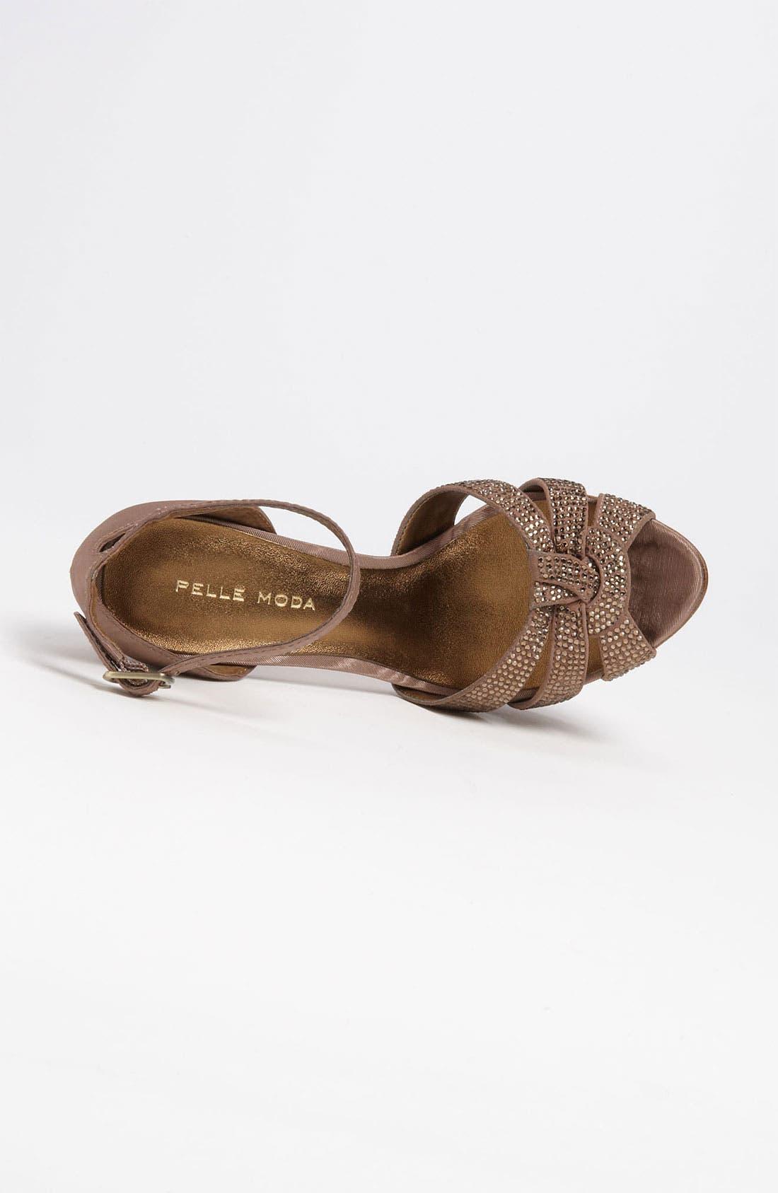 Alternate Image 3  - Pelle Moda 'Ava' Sandal