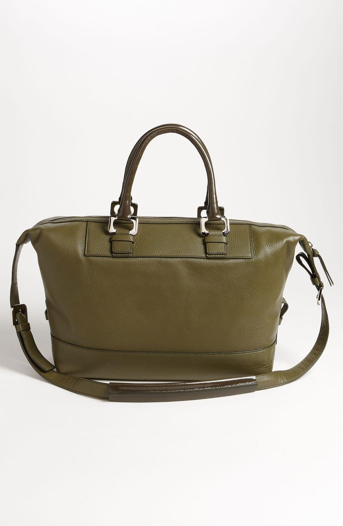 Alternate Image 4  - Diane von Furstenberg 'Drew' Leather Satchel
