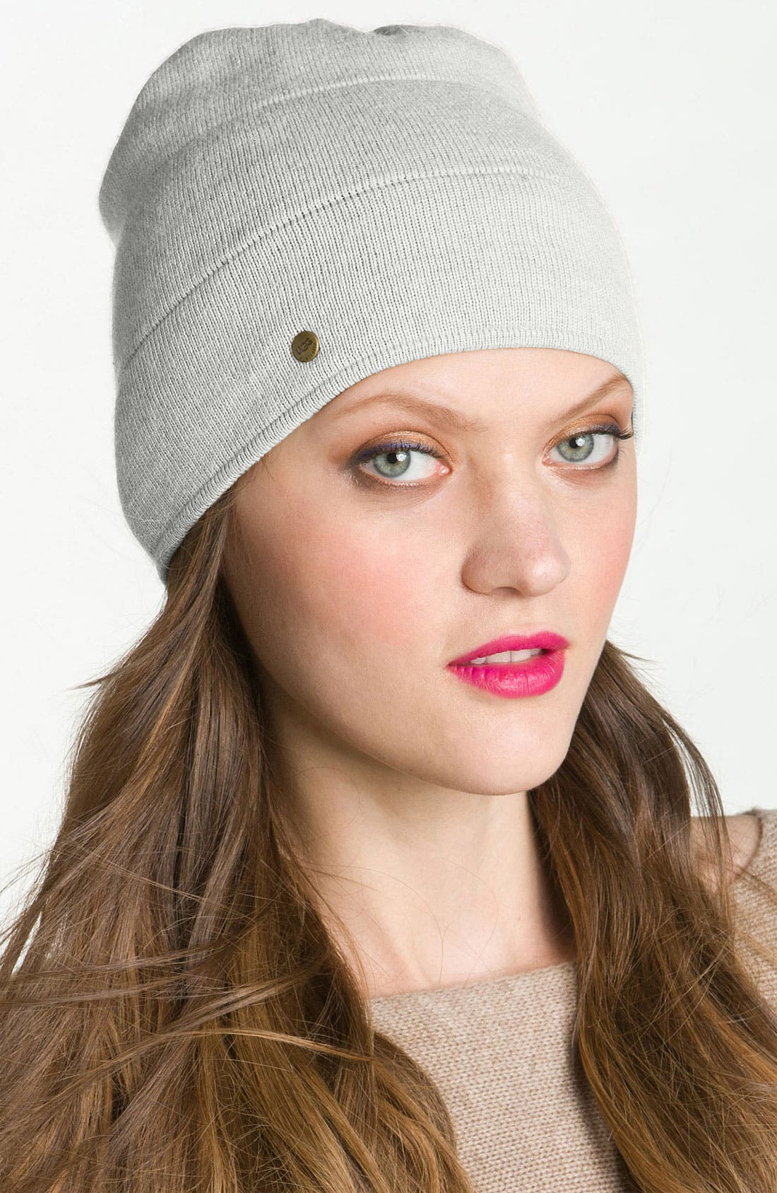 Alternate Image 1 Selected - UGG® Australia 'Madison' Beanie