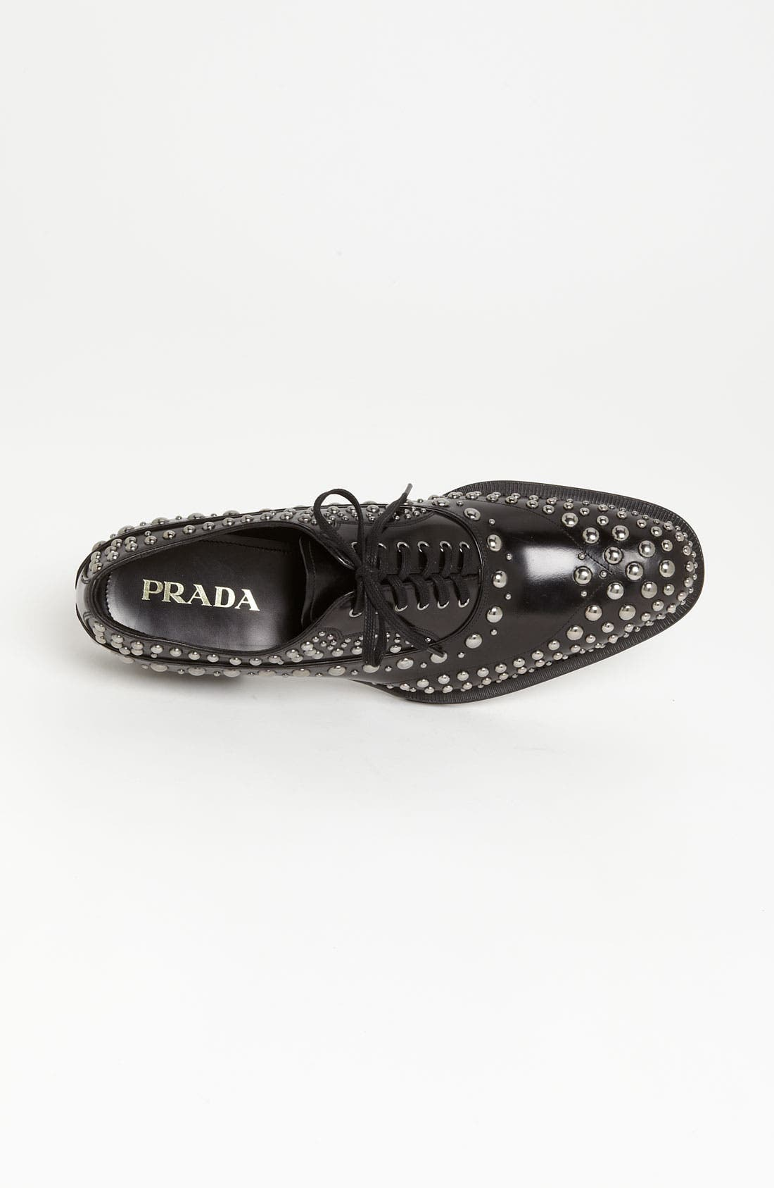 Alternate Image 3  - Prada Studded Oxford