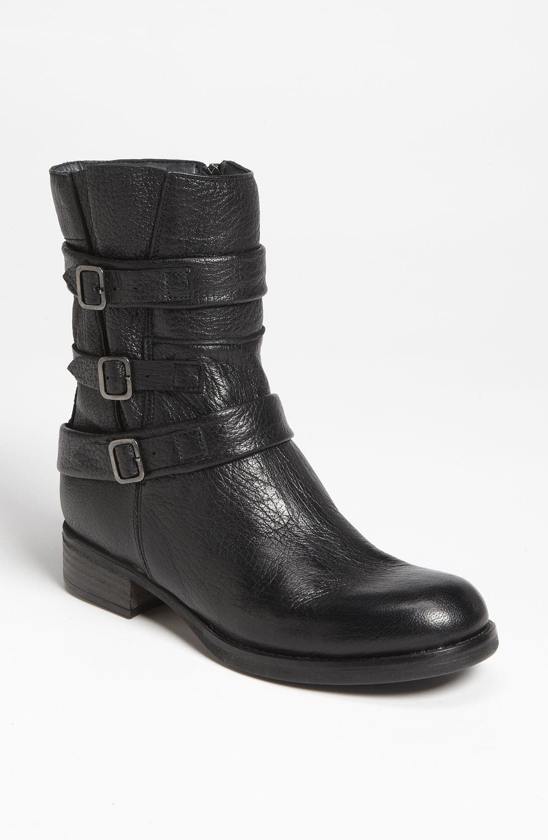 Main Image - Alberto Fermani Ankle Strap Short Boot