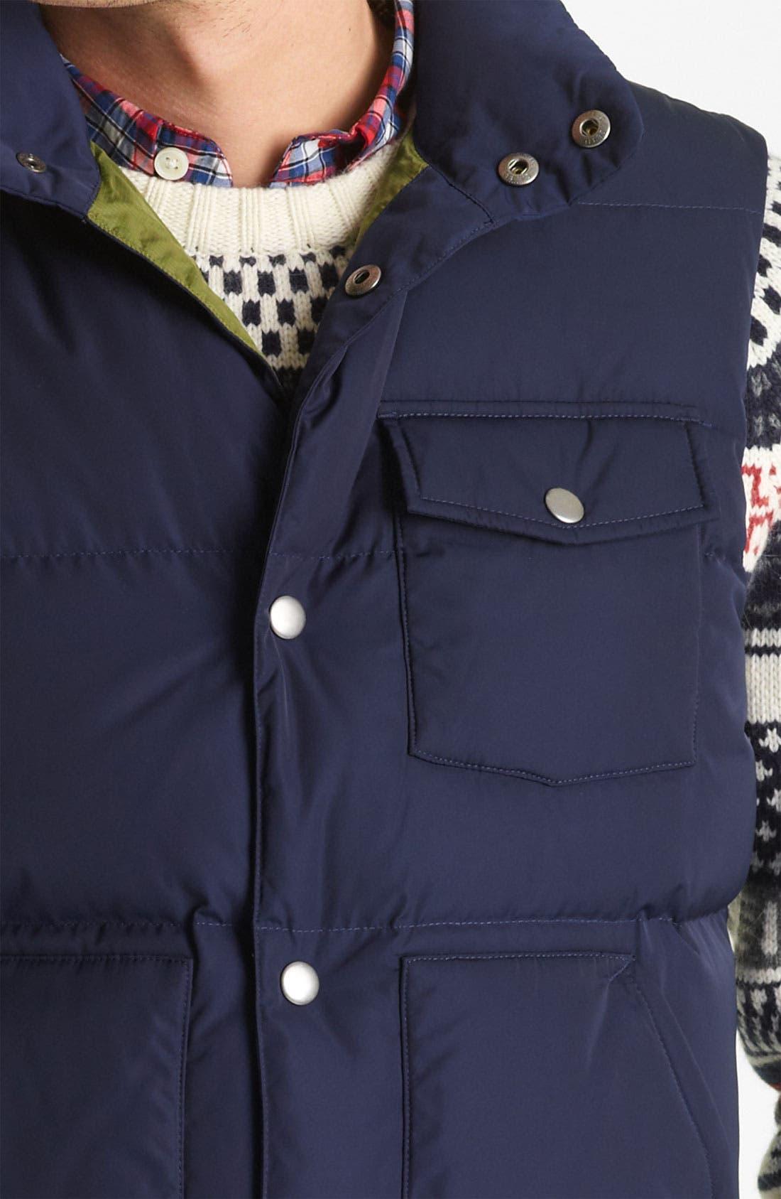 Alternate Image 3  - Jack Spade 'Weber' Down Vest