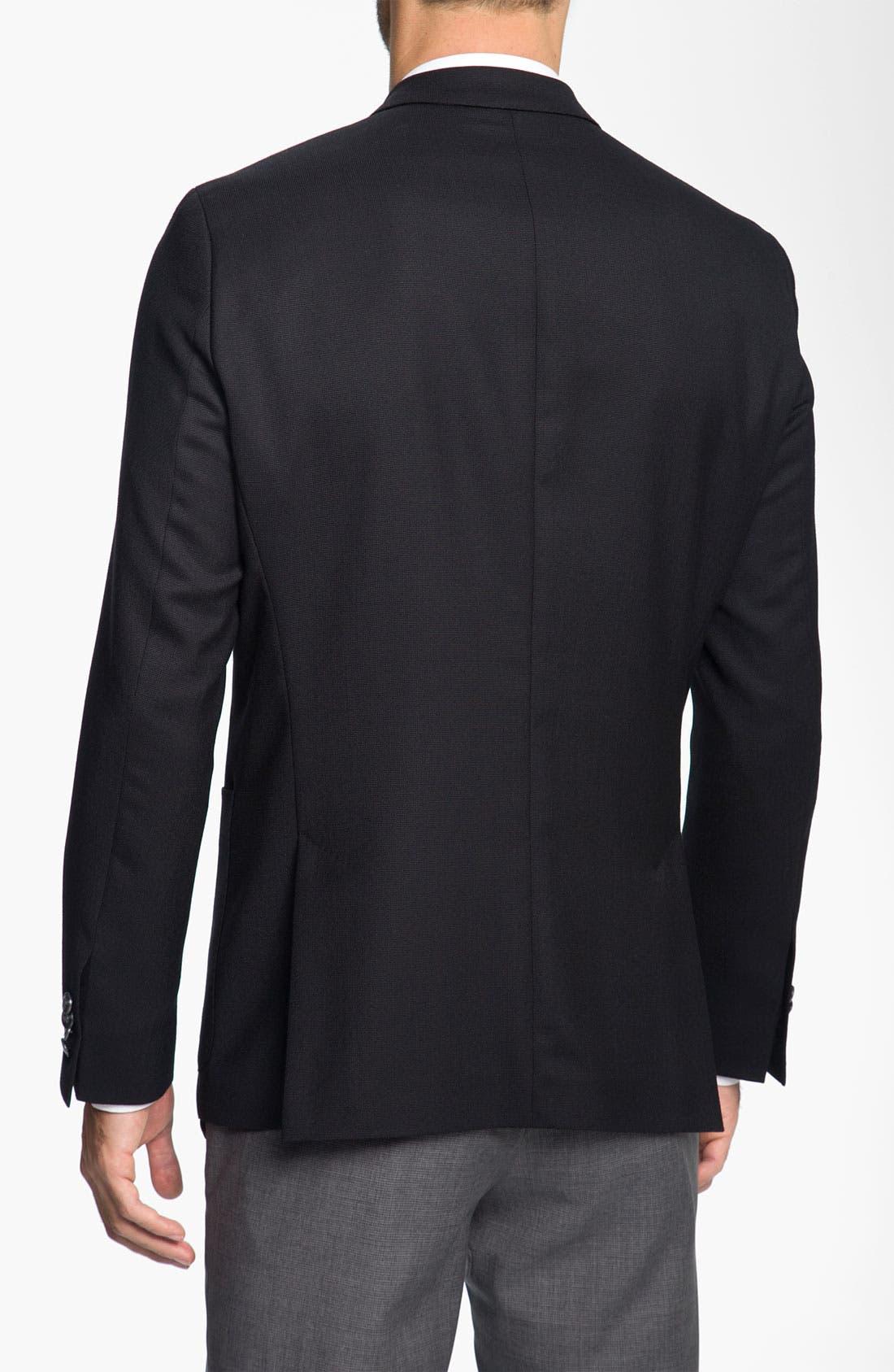 Alternate Image 2  - BOSS Black 'Rover' Extra Trim Fit Blazer