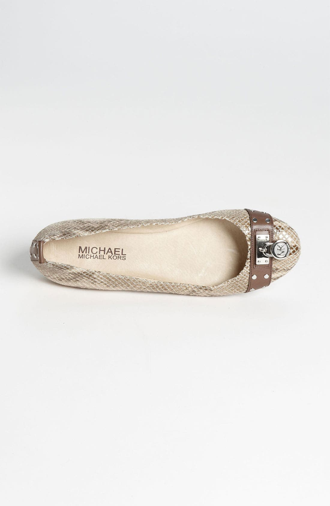 Alternate Image 3  - MICHAEL Michael Kors 'Hamilton' Studded Ballet Flat