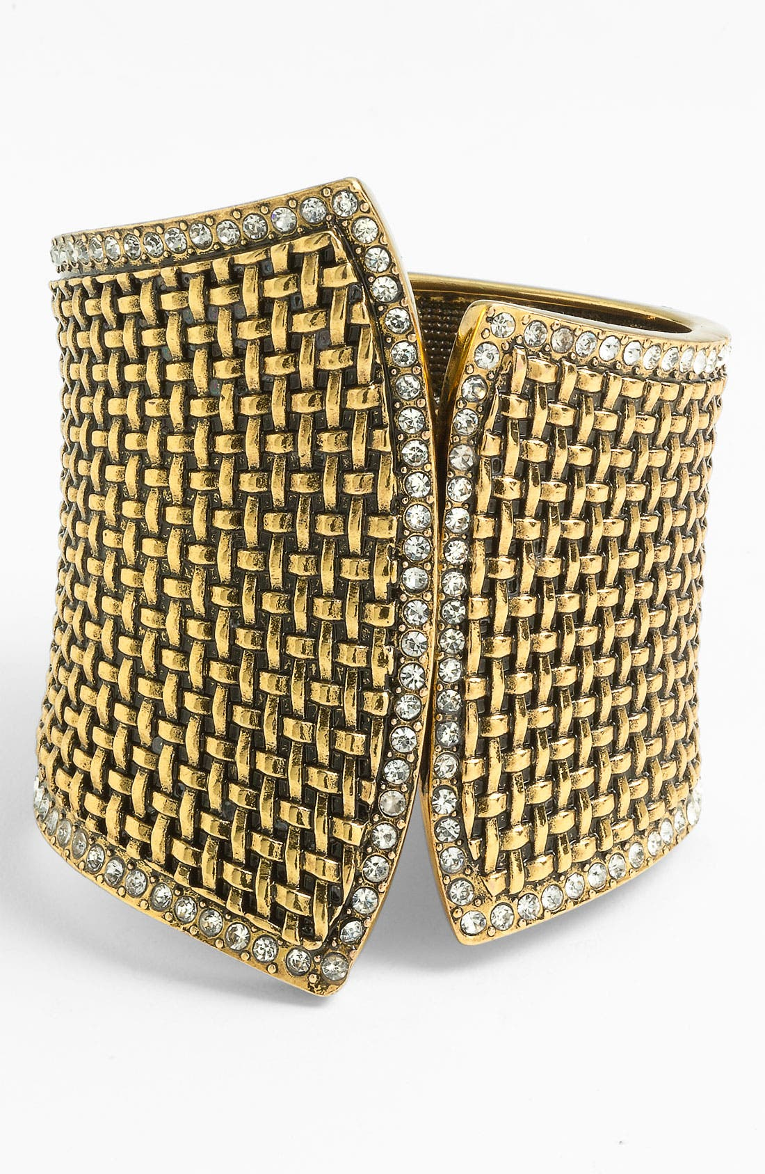 Alternate Image 1 Selected - Natasha Couture Hinged Cuff