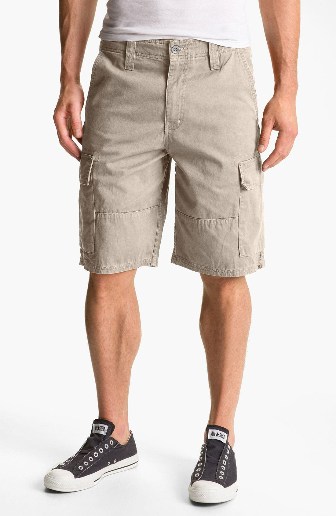 Main Image - Hurley 'Commander' Cargo Shorts