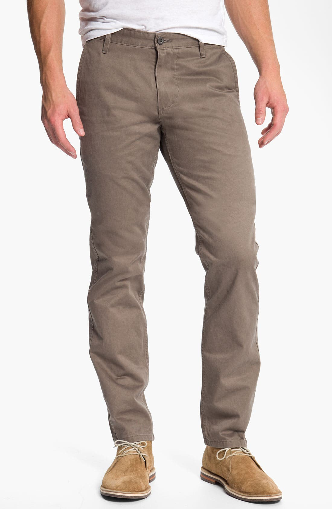Main Image - Dockers® 'Alpha Khaki' Slim Straight Leg Chinos