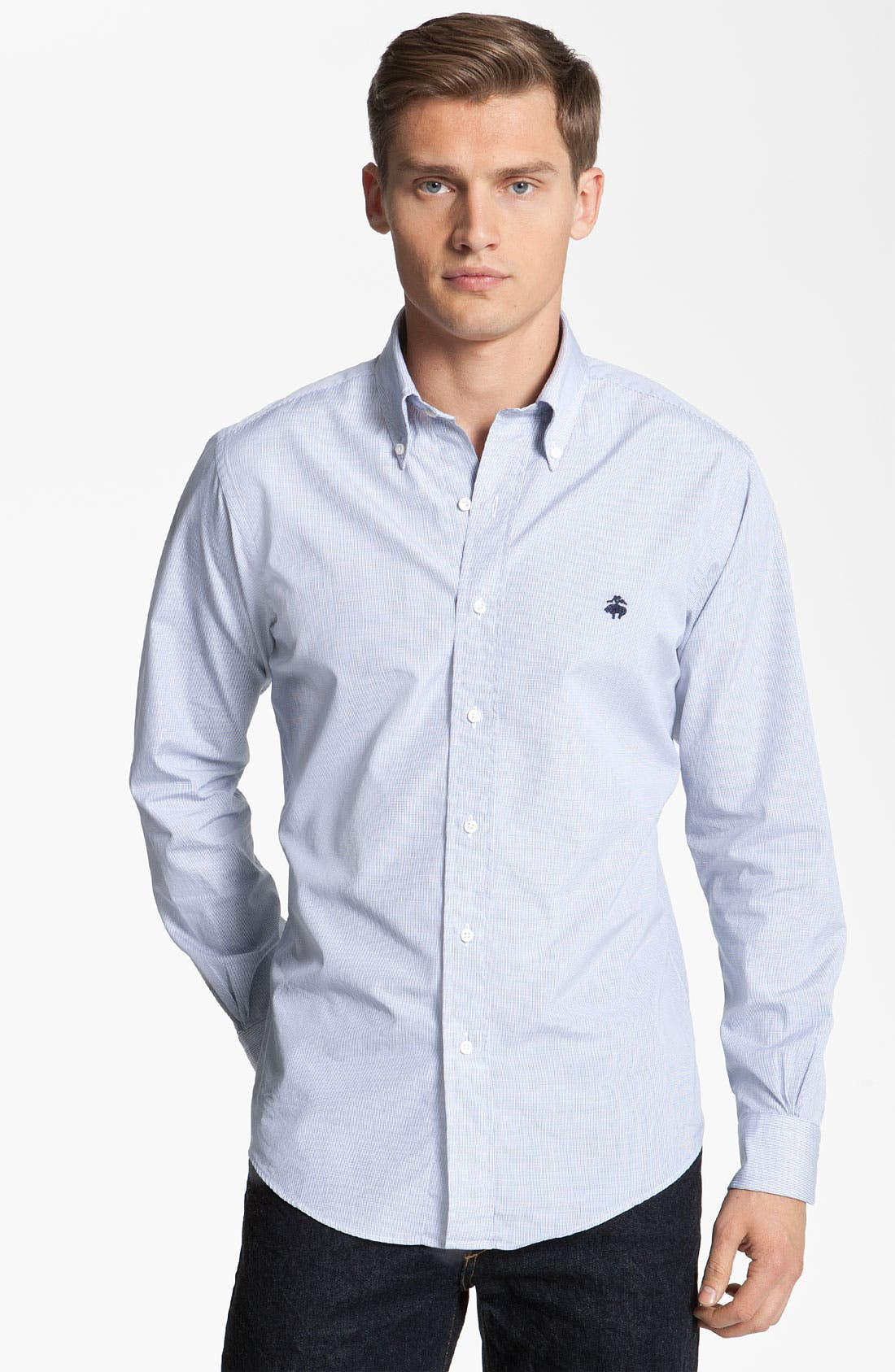 Alternate Image 1 Selected - Brooks Brothers by Jeffrey Tattersall Woven Shirt