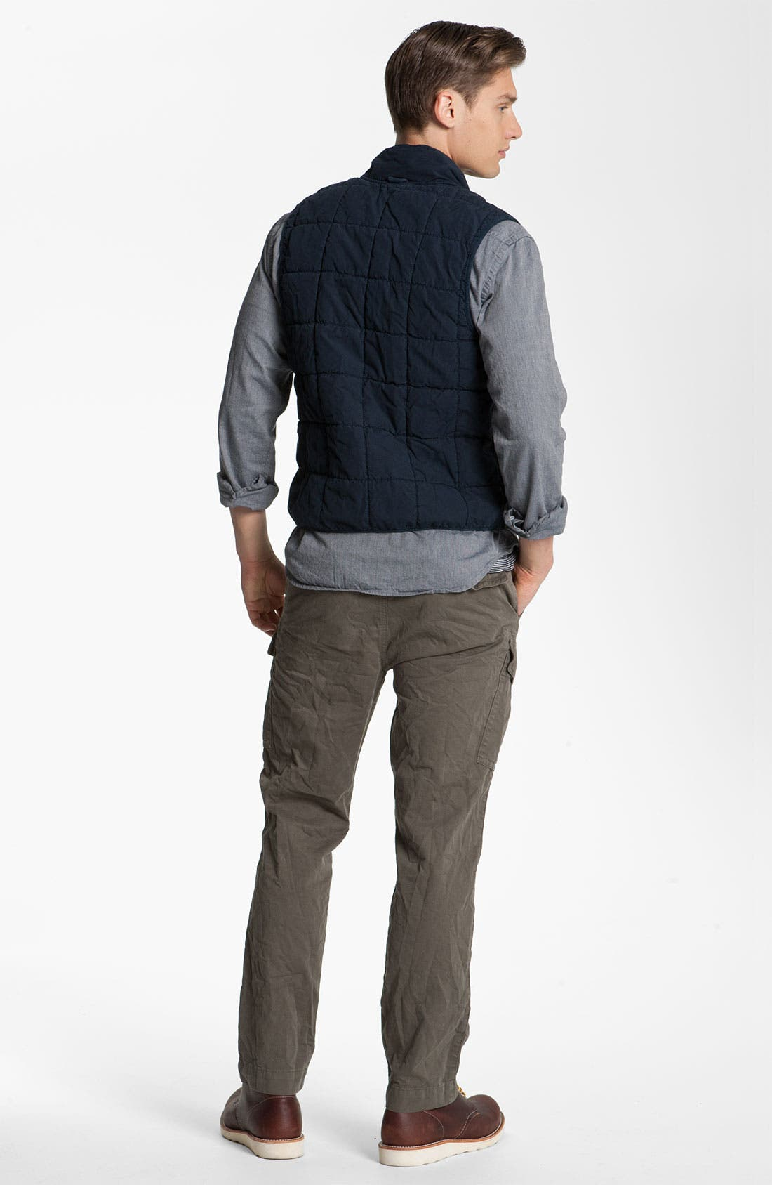 Alternate Image 5  - Save Khaki Cargo Pants