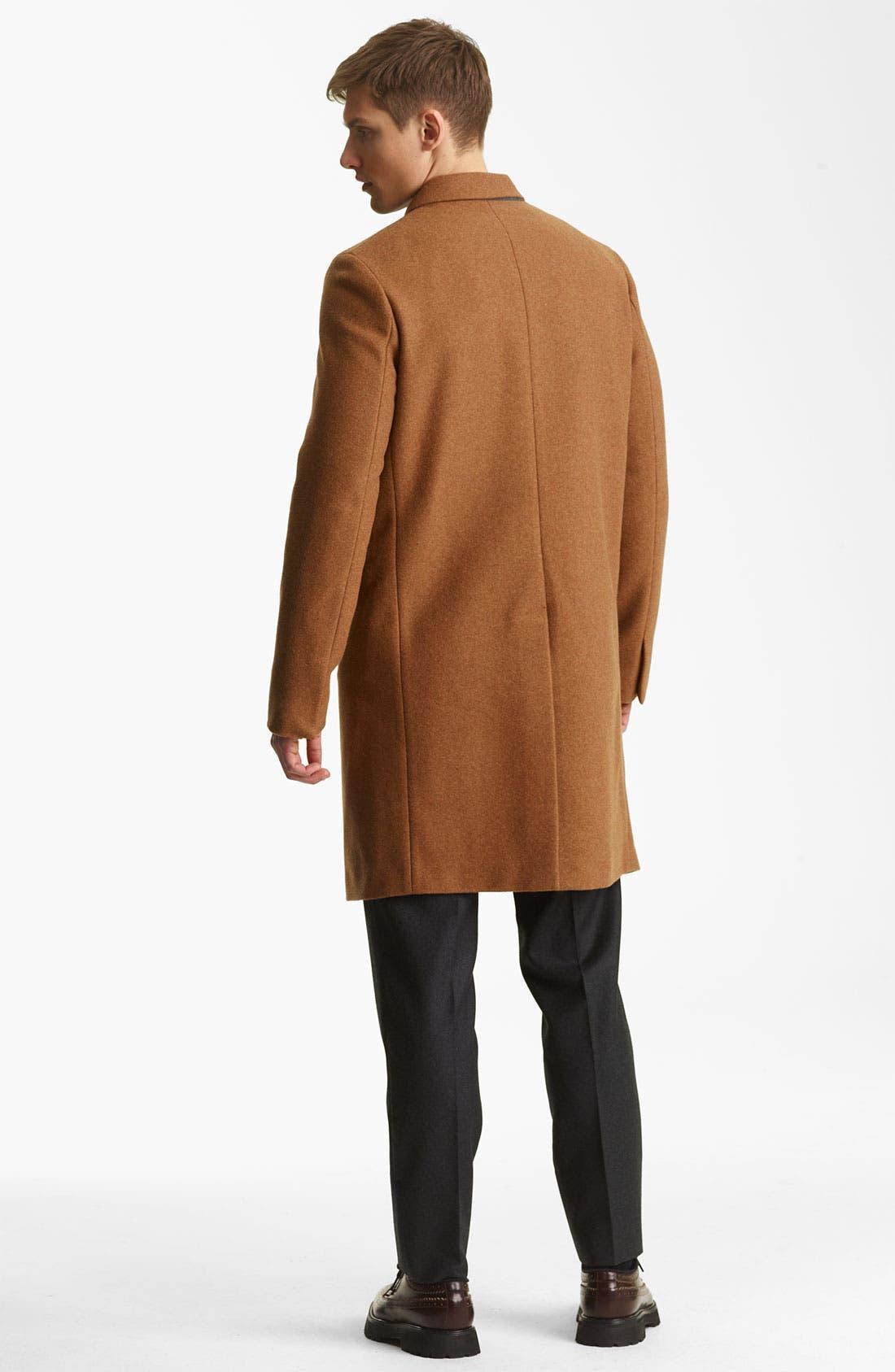 Alternate Image 5  - Marni Tweed Cashmere Sweater