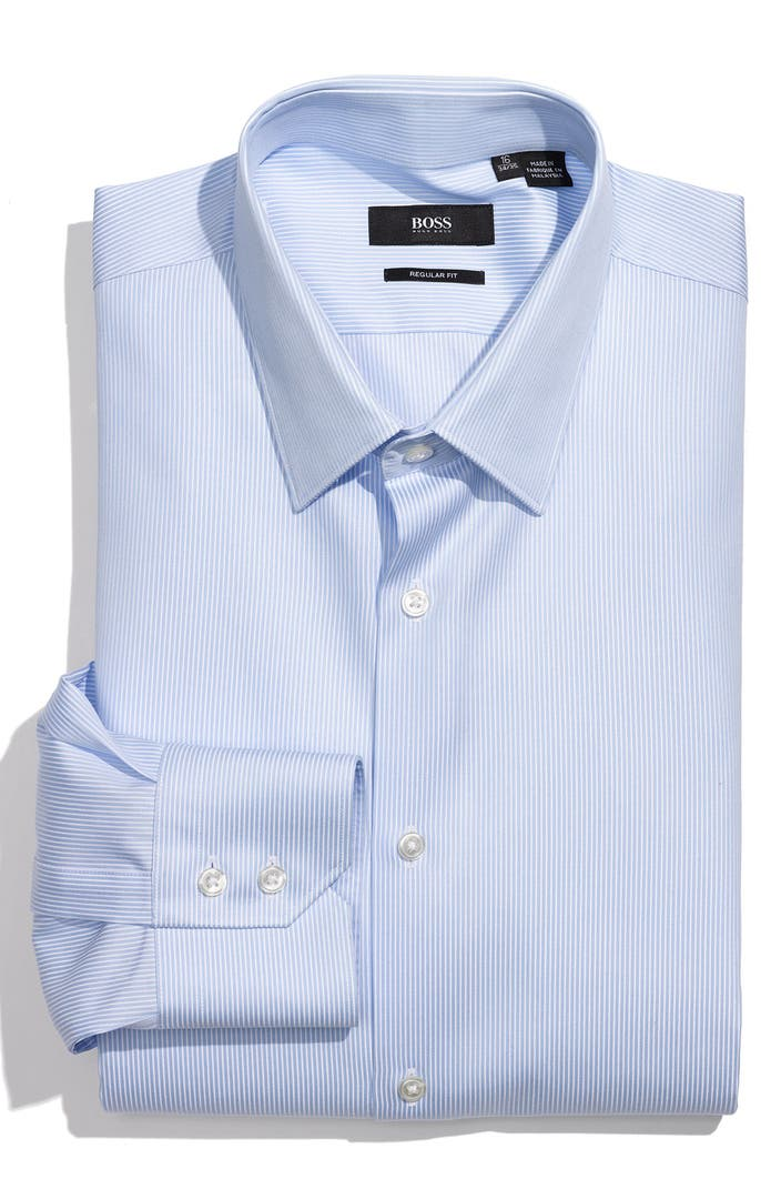 boss hugo boss 39 gulio 39 us regular fit dress shirt nordstrom