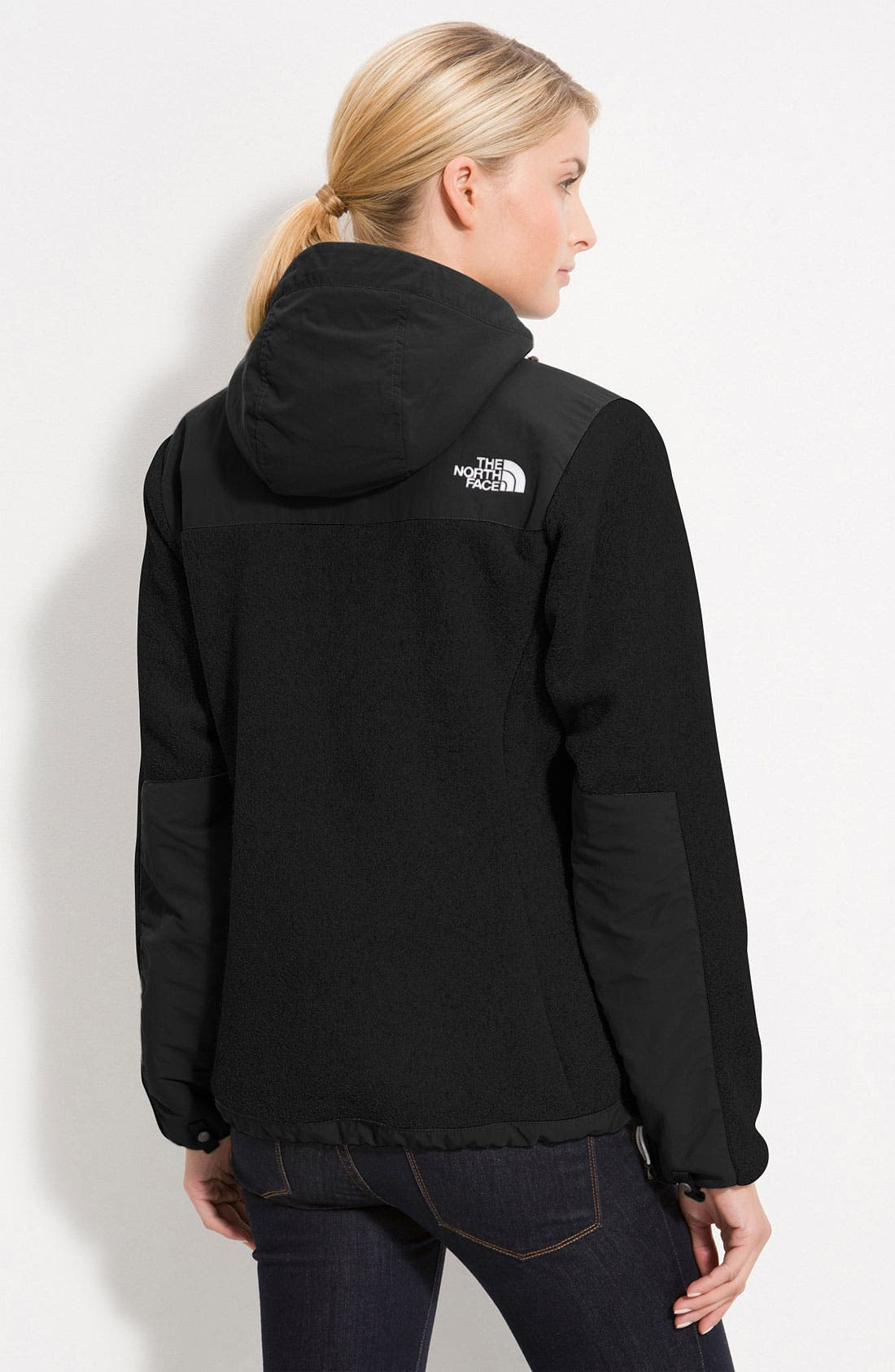 Alternate Image 2  - The North Face 'Denali' Hooded Jacket (Online Only)