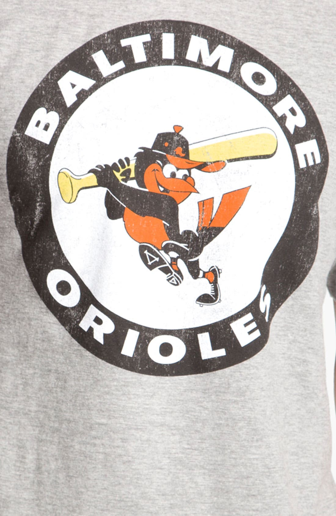 Alternate Image 3  - Wright & Ditson 'Baltimore Orioles' Graphic T-Shirt